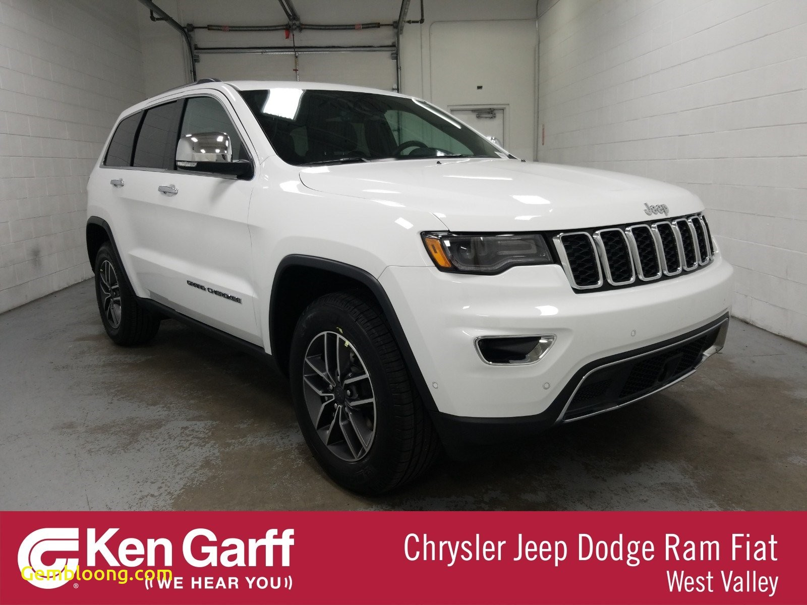 2009 Jeep Grand Cherokee Elegant New Jeep Grand Cherokee Limited with Navigation & 4wd