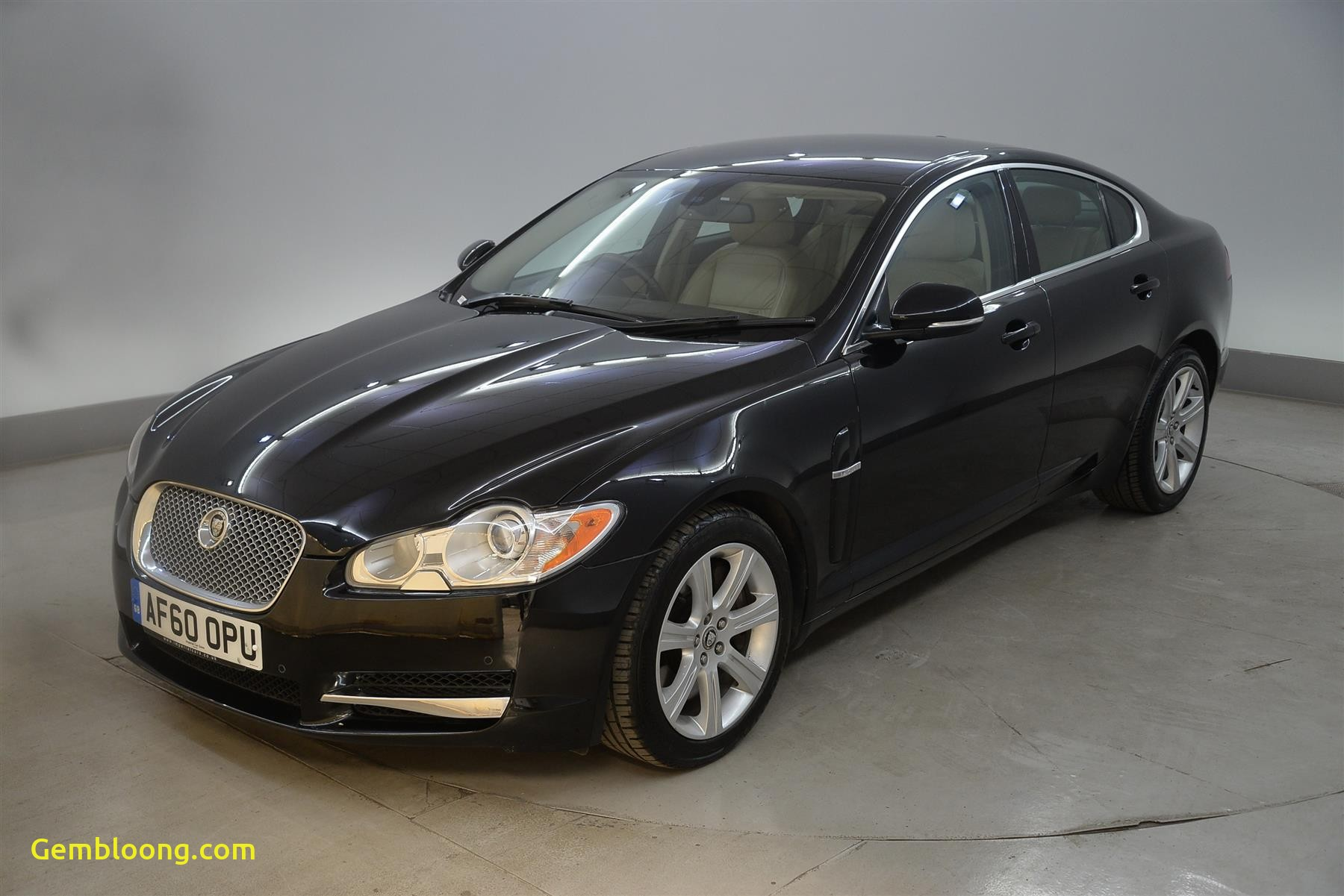 jaguar xf 3 0d v6 luxury 4dr auto reverse cam xenons leather 1