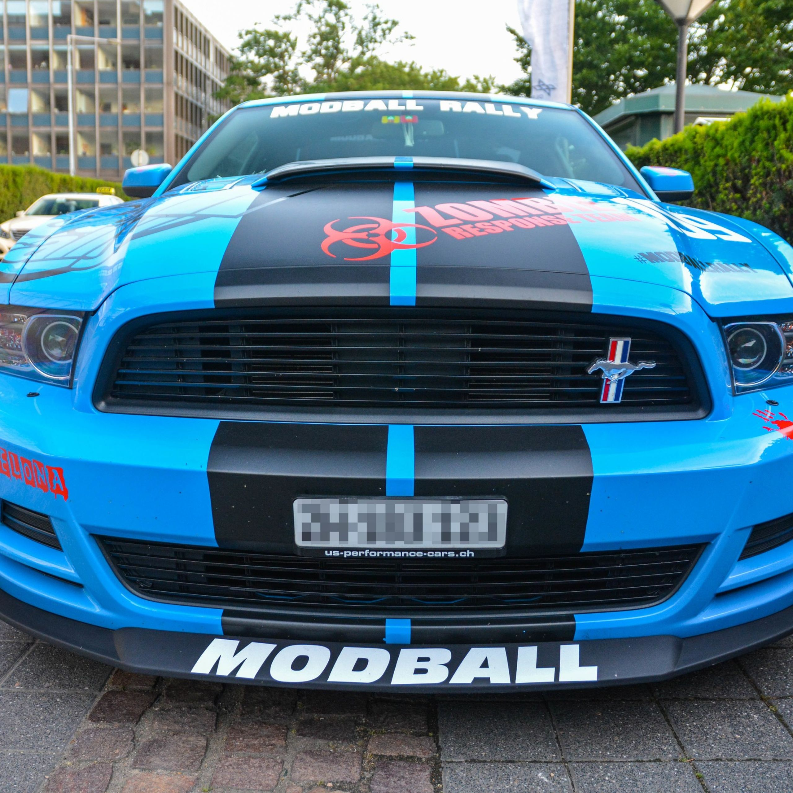 2013 ford Mustang Gt Beautiful ford Mustang Gt 2013 22 June 2015 Autogespot