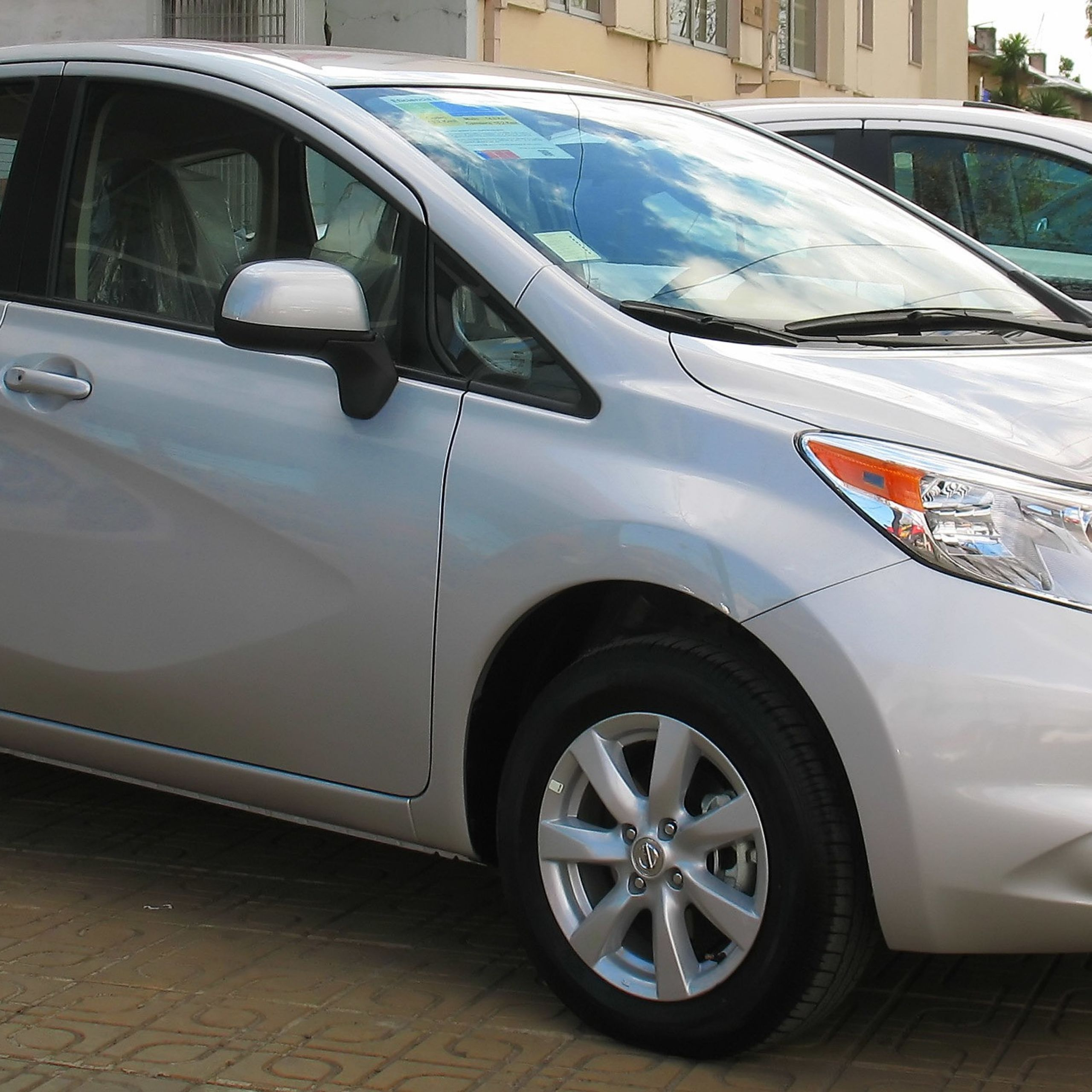 Nissan Note 1 6 Advance 2014 cropped