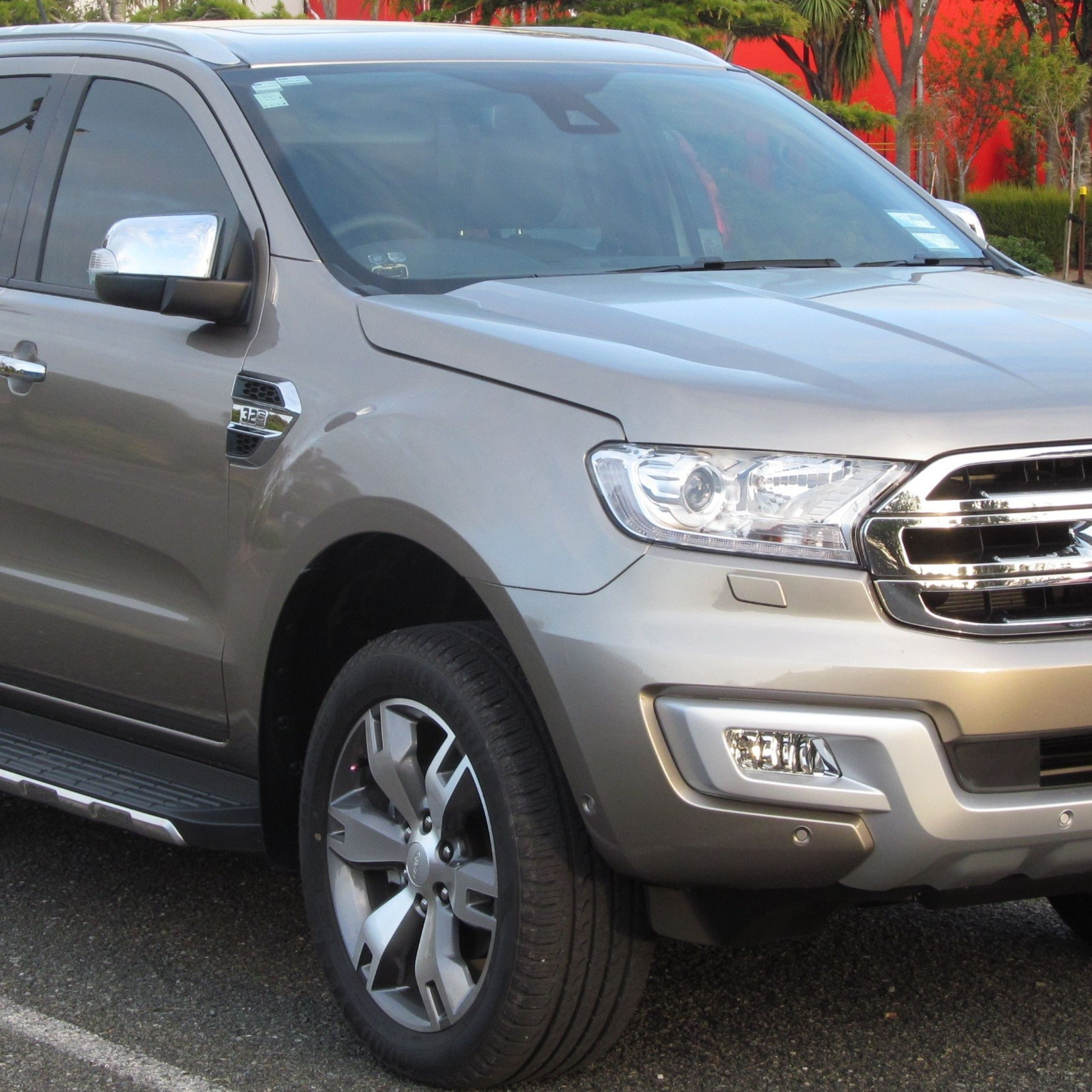 2017 ford Taurus Beautiful ford Everest