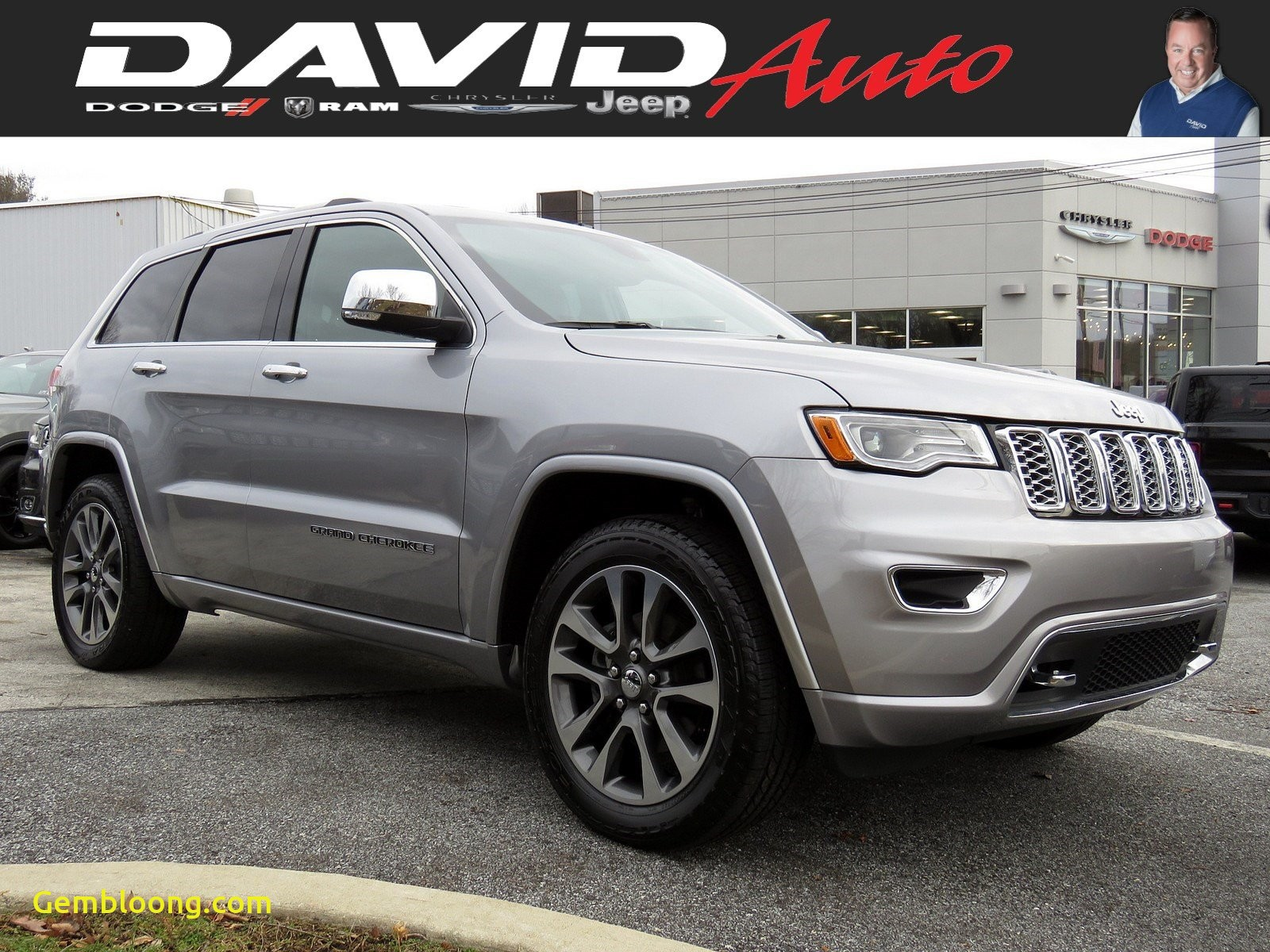 2017 Jeep Grand Cherokee Limited New Certified Pre Owned 2017 Jeep Grand Cherokee Overland with Navigation & 4wd