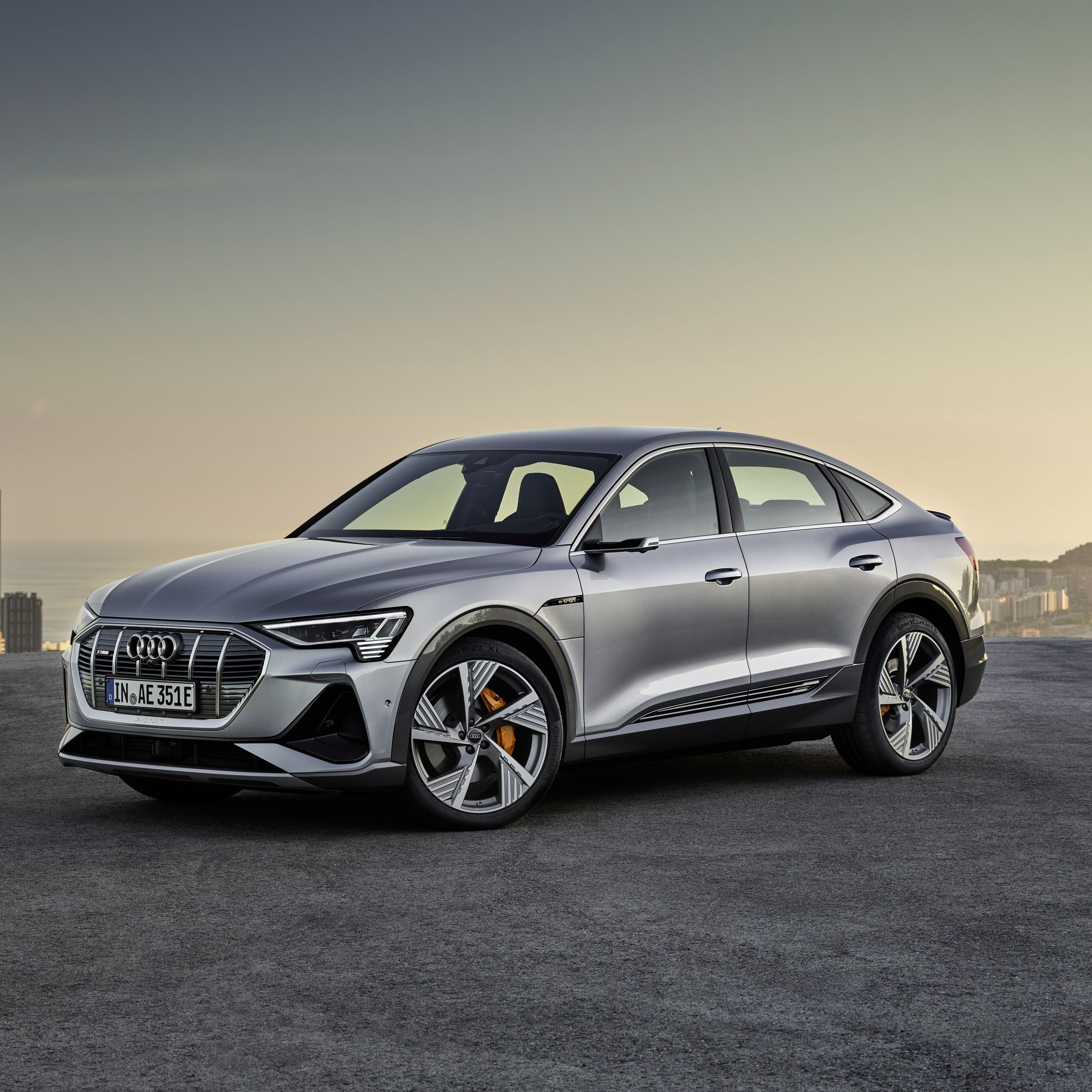 Audi Cpo Luxury Audi S Next All Electric Vehicle the E Tron Sportback is A