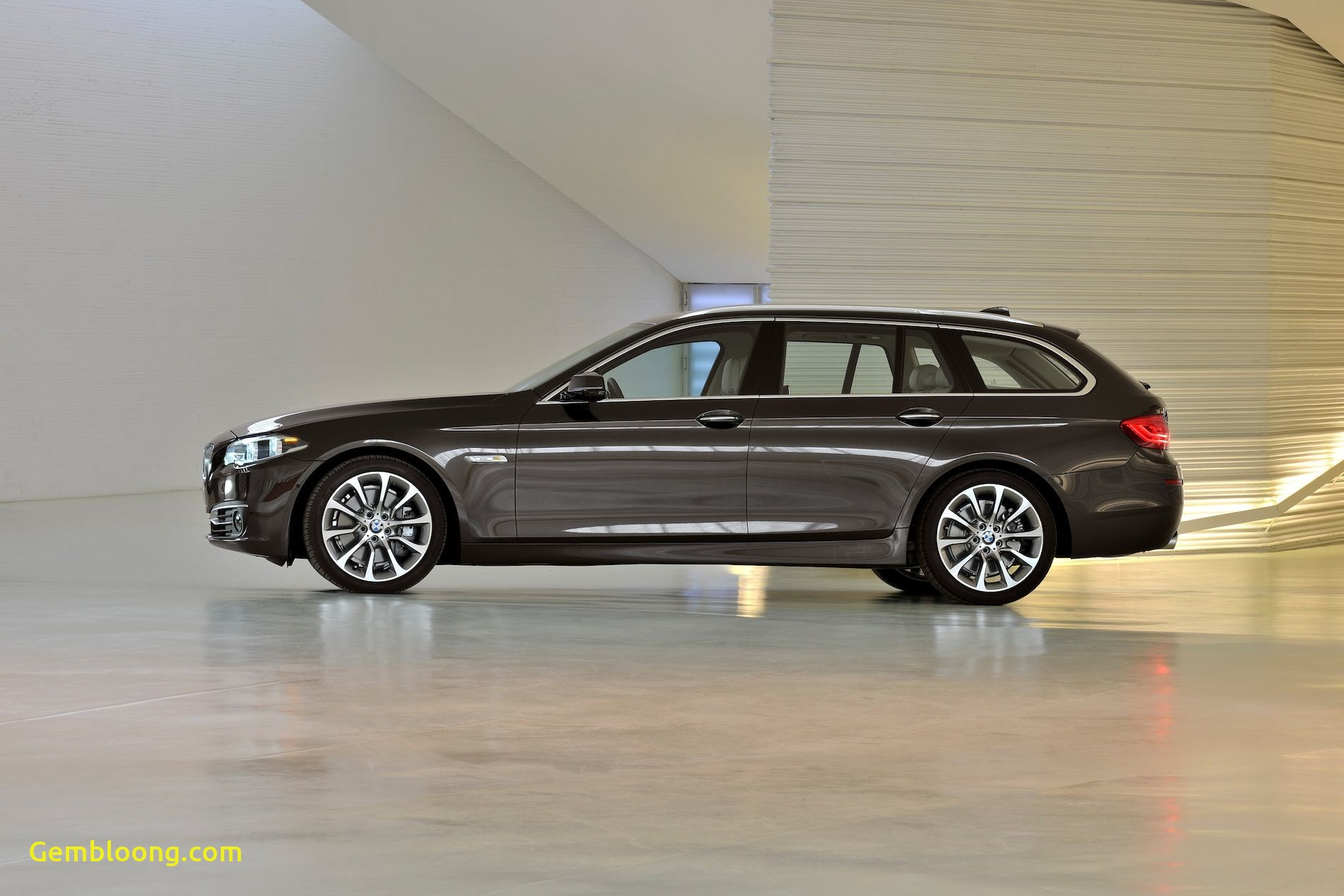 Bmw 535 Elegant Ficial the 2014 Bmw 5 Series Lci Facelift S and
