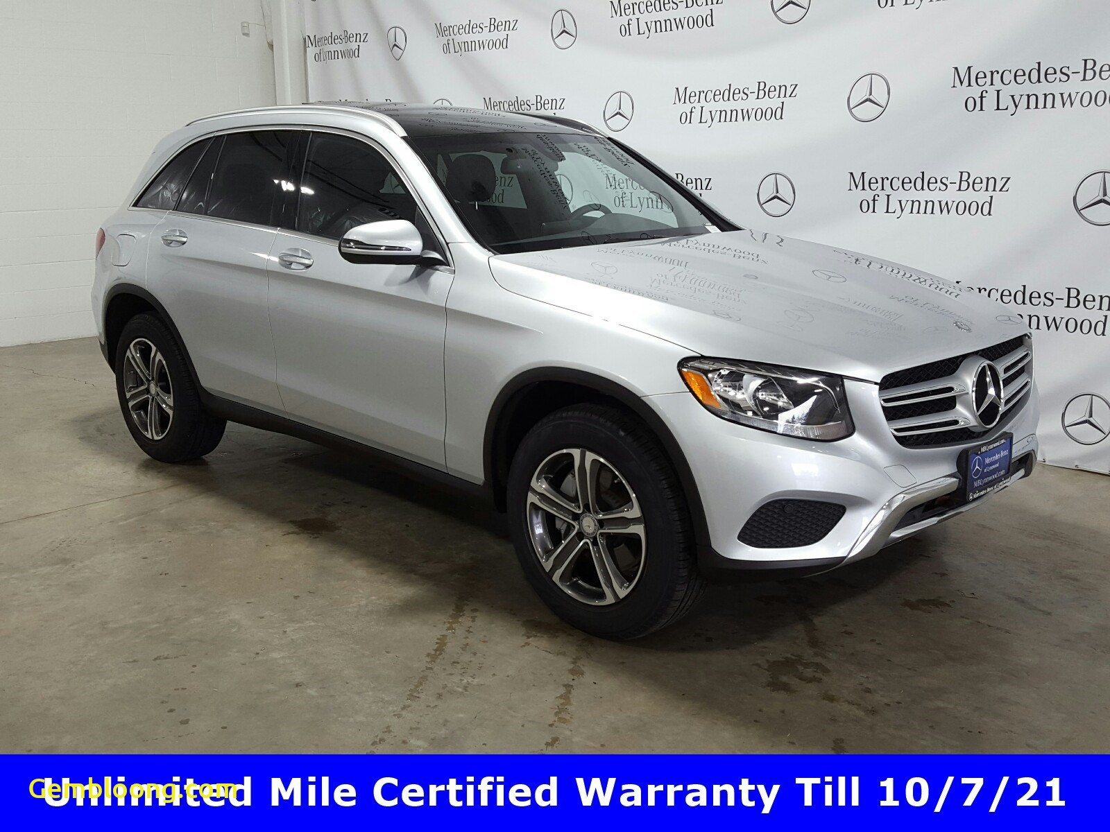 Carfax Auto Sales New Certified Pre Owned 2017 Mercedes Benz Glc 300 4matic