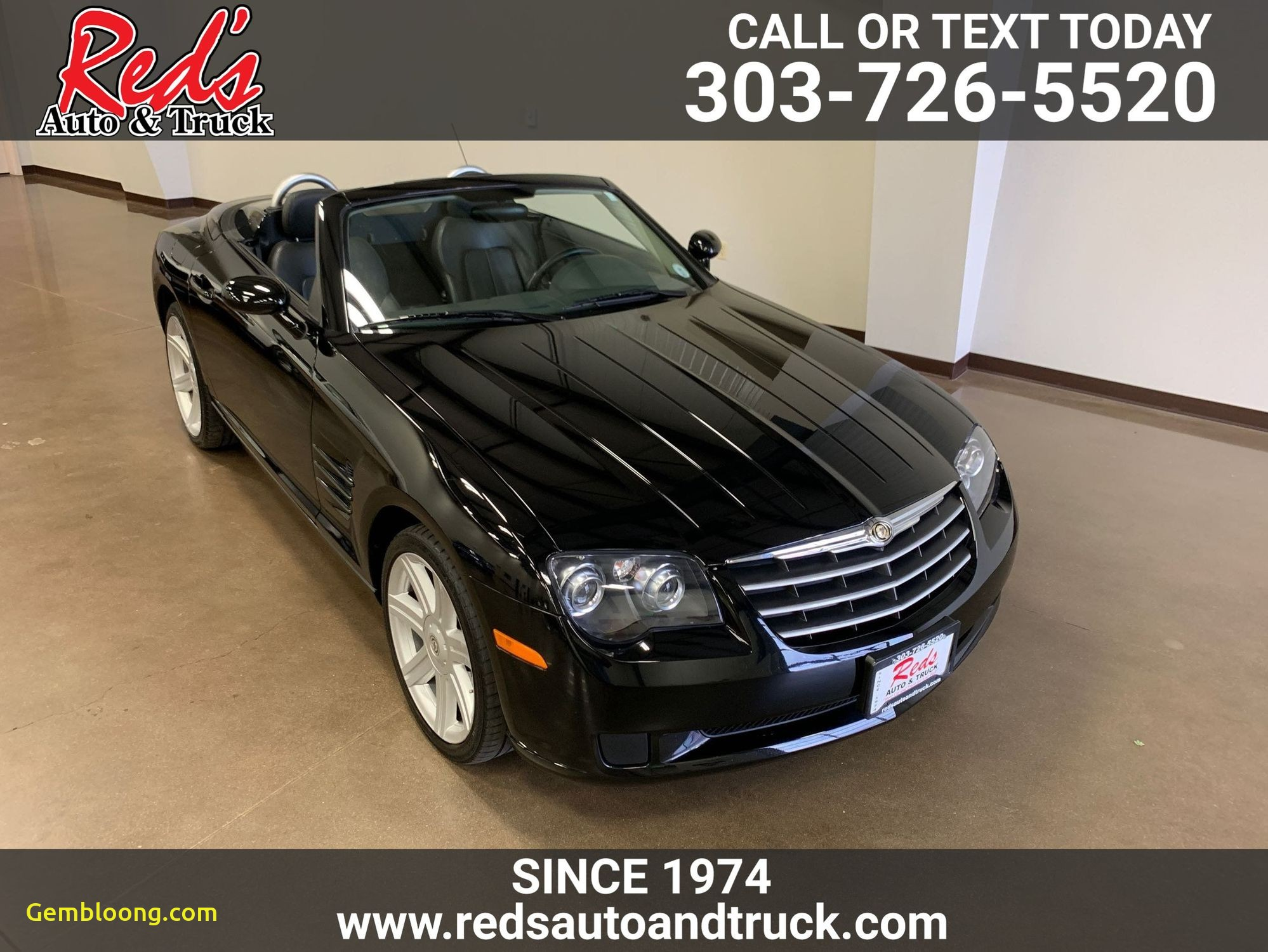 Carfax History Best Of 2006 Chrysler Crossfire