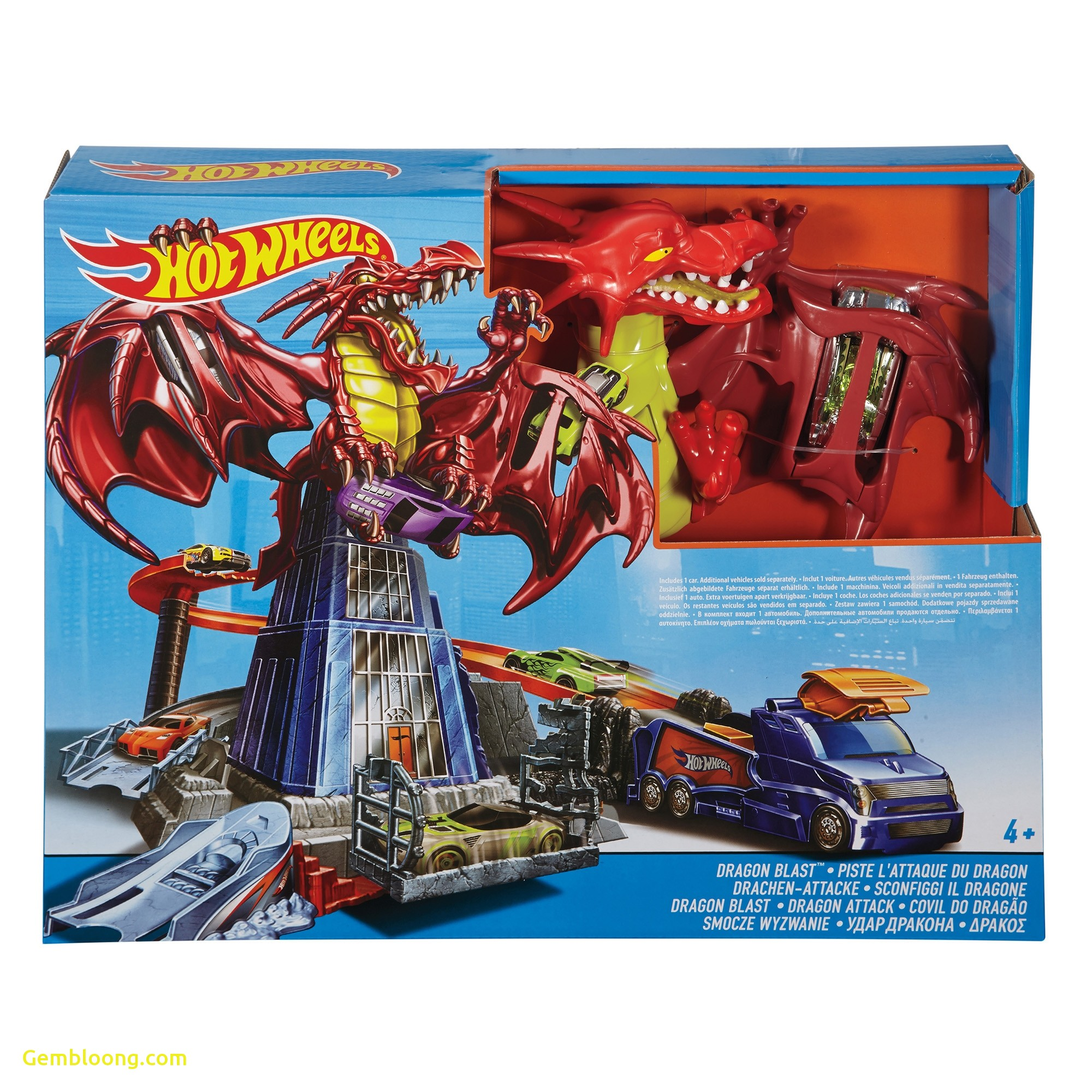 Cars for Sale by Private Party New Hot Wheels Dragon Smash Showdown £26 00 Hamleys for