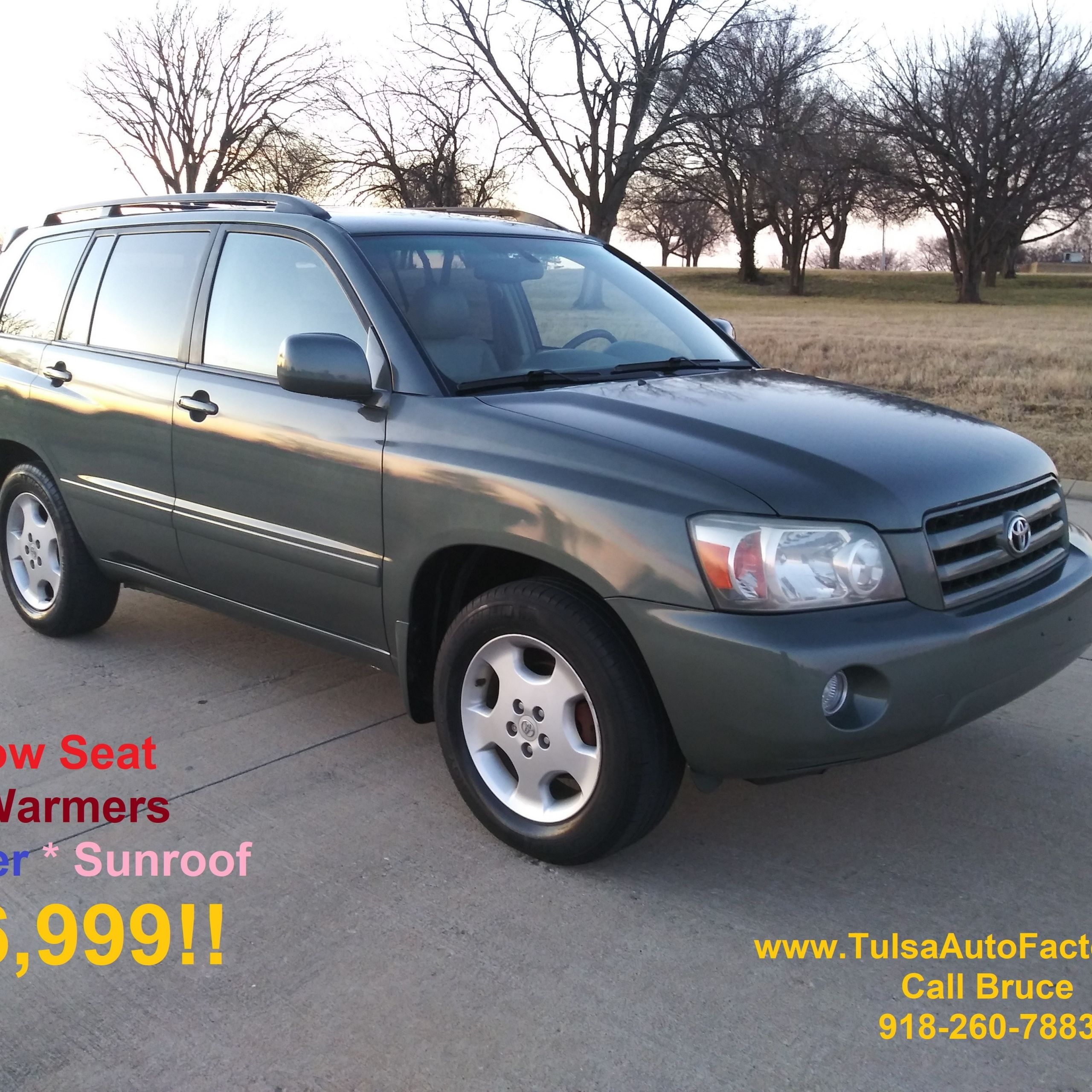 Cars for Sale Near Me with 3rd Row Seating Inspirational 2004 toyota Highlander 4dr V6