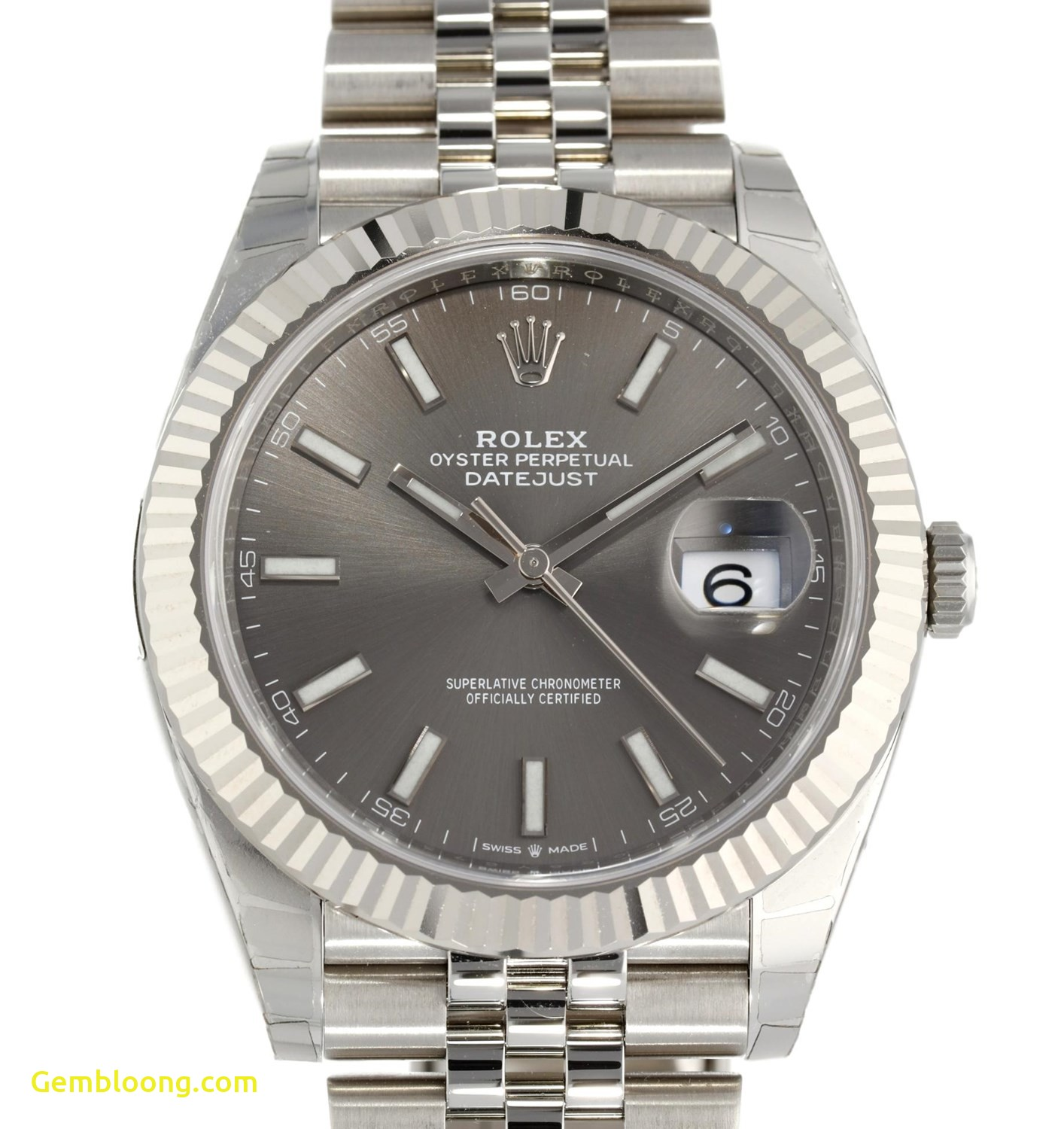 reebonz datejust ii in stainless steel rhodium dial 41mm with secure plastic rolex 1 0d5dc167 9717 4b19 bace 607ceb4715ea