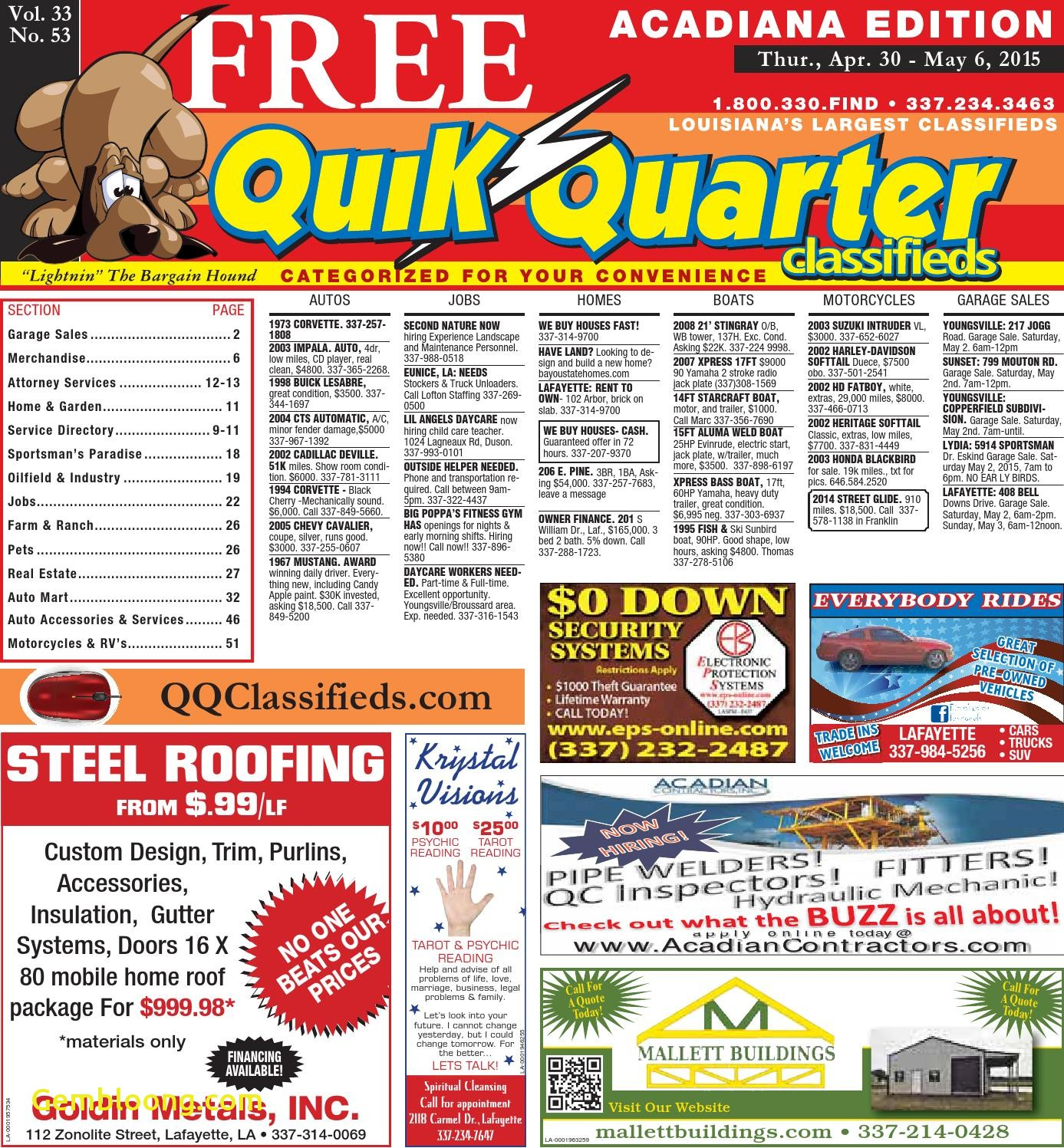 Cheap Carfax Check Lovely Qq Acadiana 04 30 2015 by Part Of the Usa today Network issuu