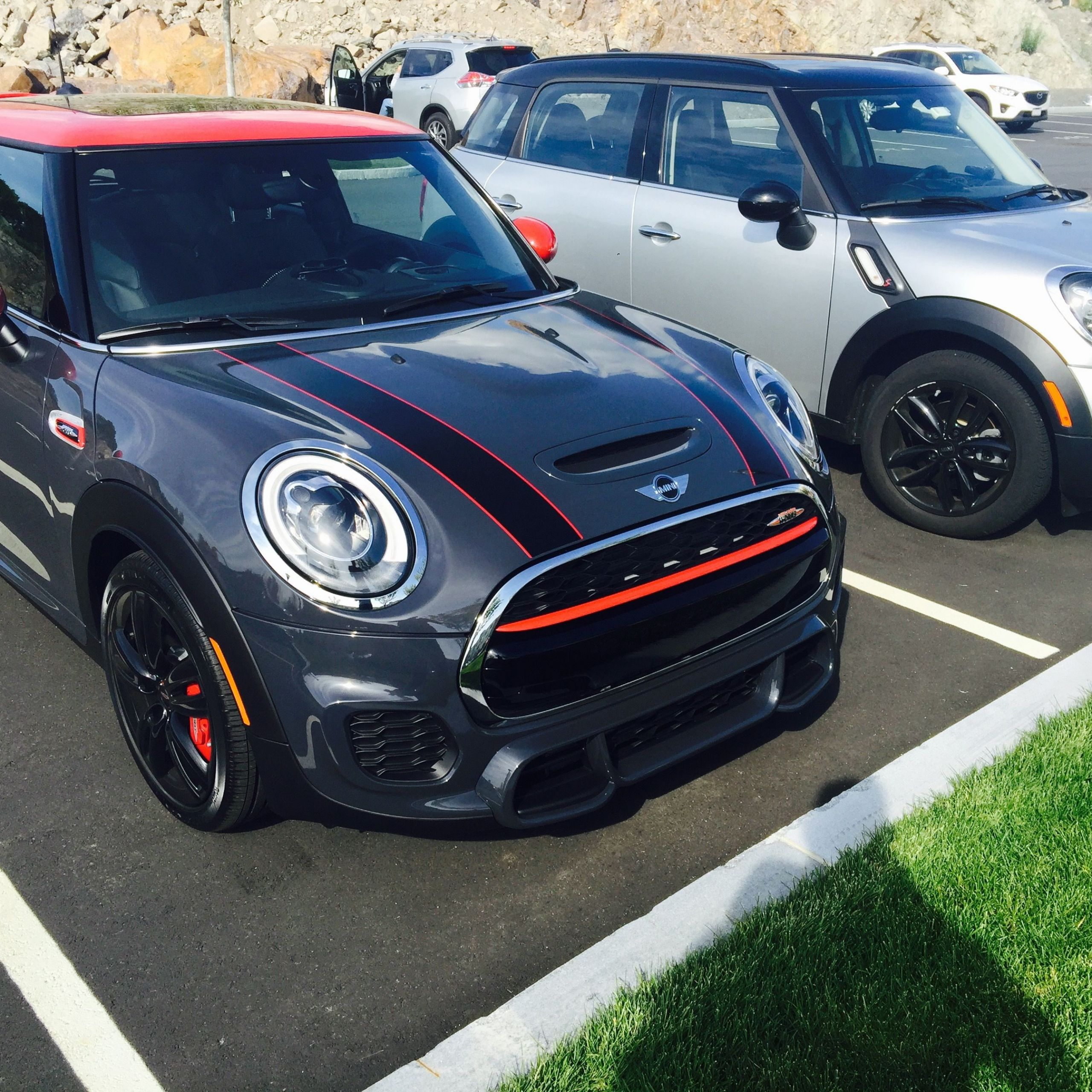 Mini Cooper Suv New Pin by Lawrence Fonville On Mini Cooper S F56 Plus