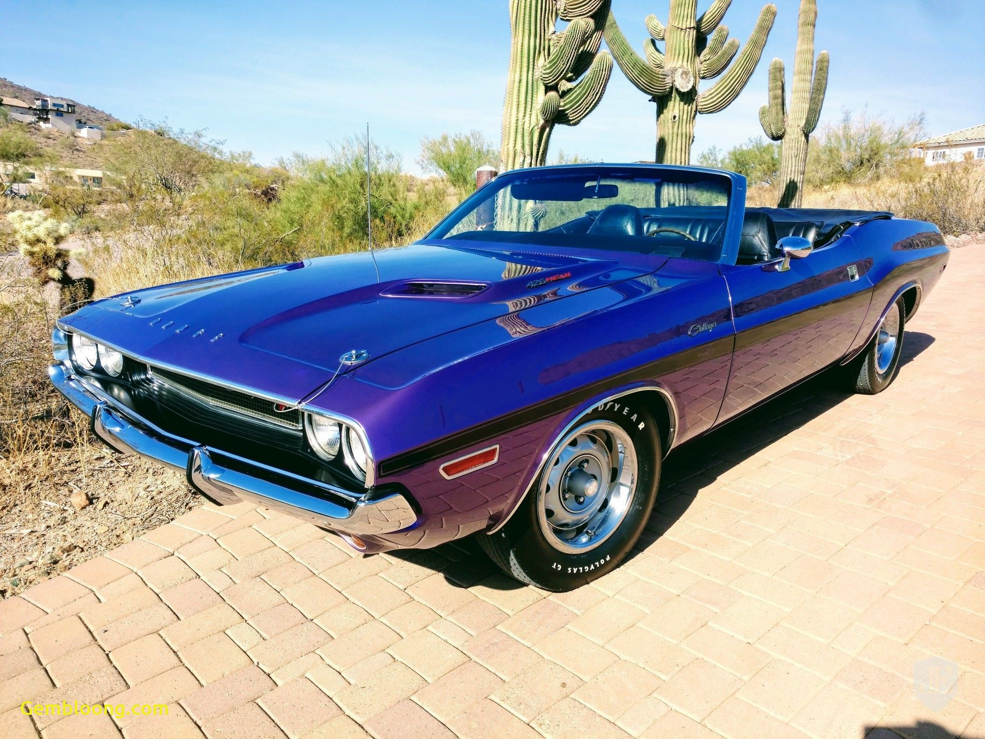 Muscle Cars for Sale Awesome 1 Of 5 1970 Dodge Challenger R T Convertible for Sale at