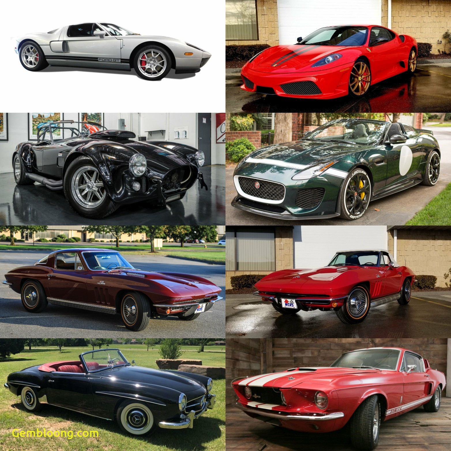 Muscle Cars for Sale Fresh From Investment Grade Supercars to Highly Desirable Muscle
