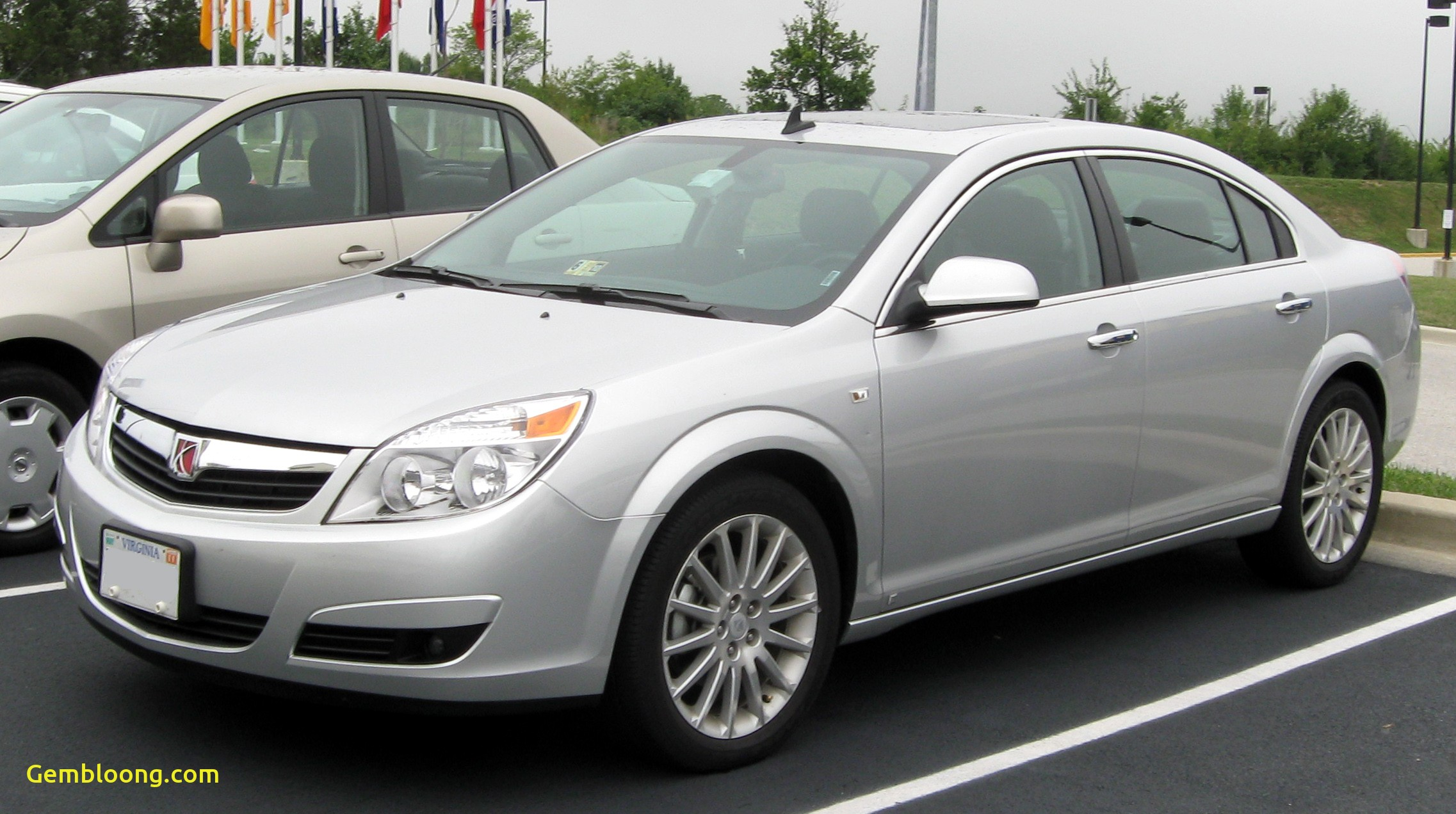 Saturn Aura XR 08 28 2009