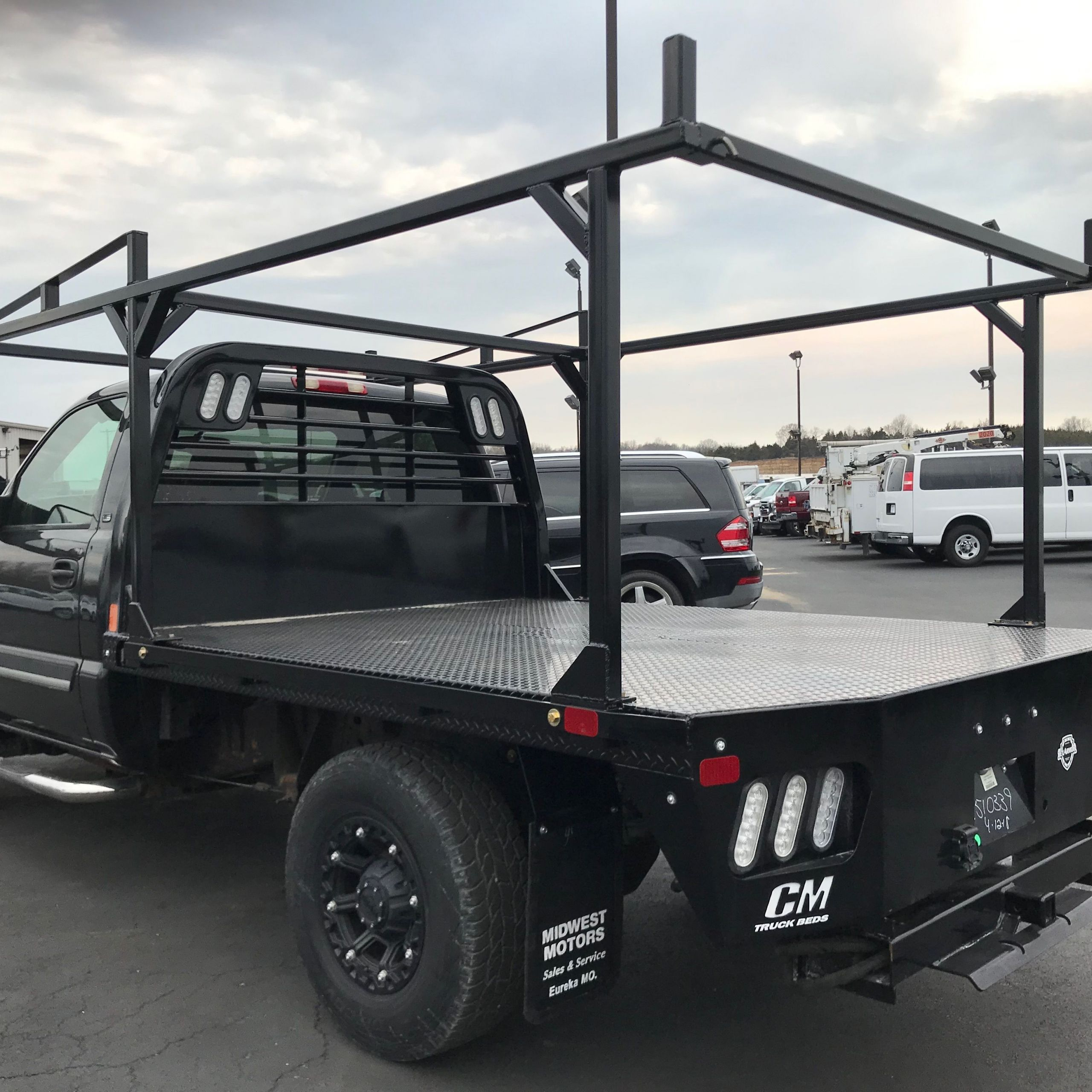 Use Truck Elegant Pin by Midwest Motors On Truck Beds Flatbeds Service