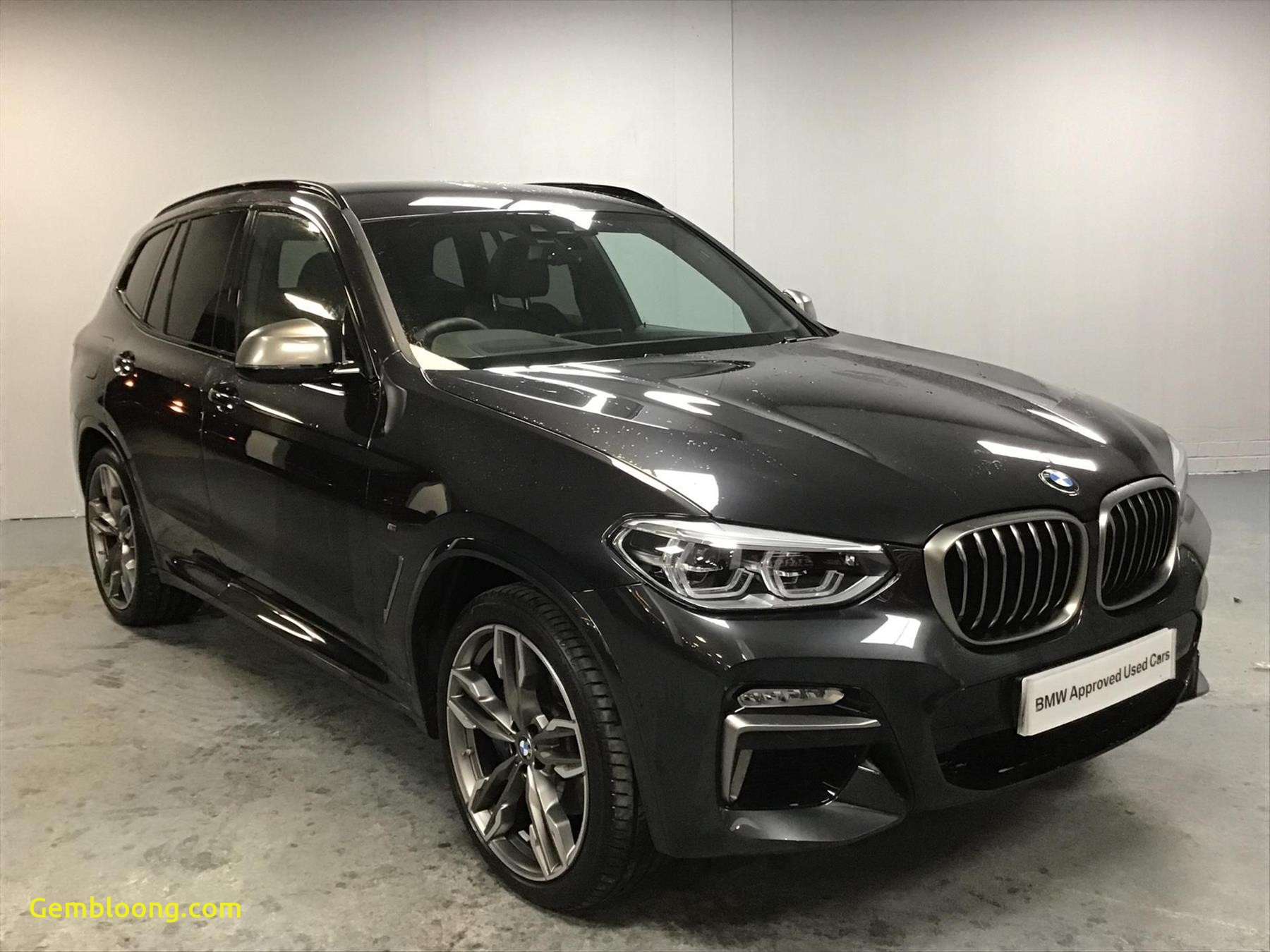 Used Car Reports Fresh Bmw X3 G01 X3 M40d Za B57 3 0d Used the Parking