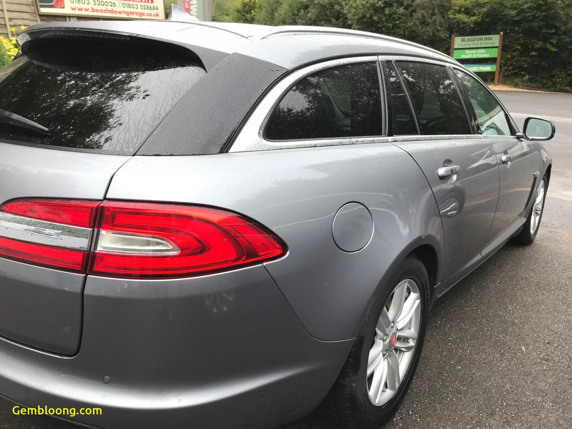 jaguar electric car used jaguar xf 3 0d v6 luxury 5dr auto 5 doors estate for of jaguar electric car 1