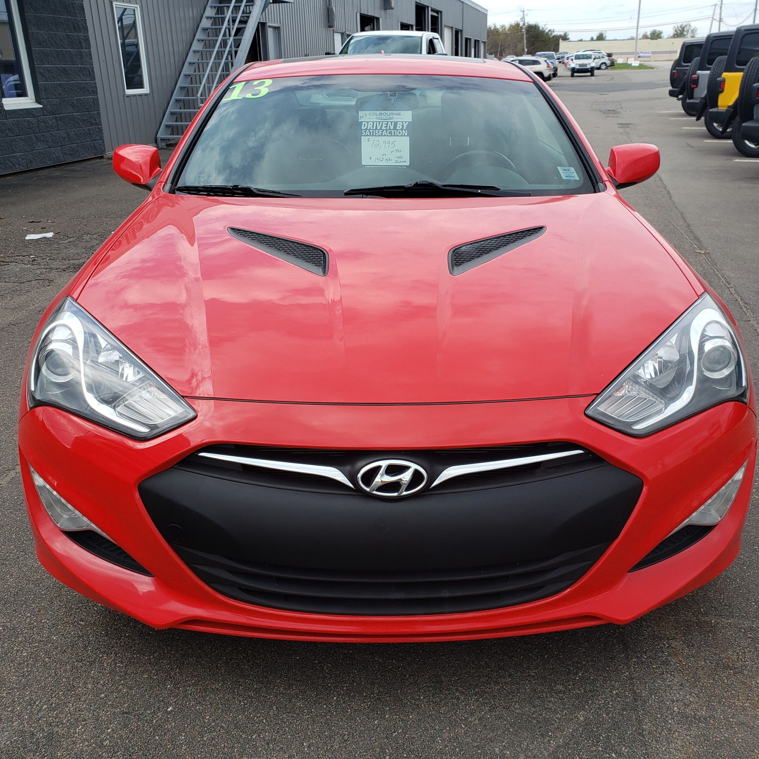 Used Hyundai Genesis for Sale Fresh Used 2013 Hyundai Genesis Coupe for Sale at Colbourne