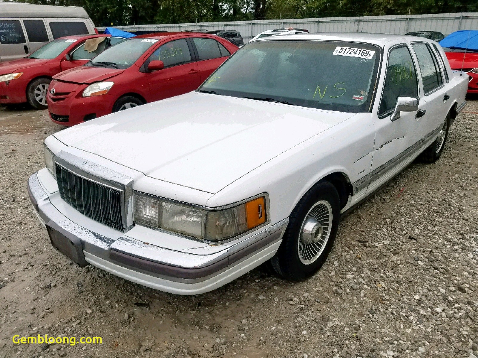 Used Lincoln town Cars for Sale Near Me Beautiful Lincoln town Car 1990 1lnlm81fxly