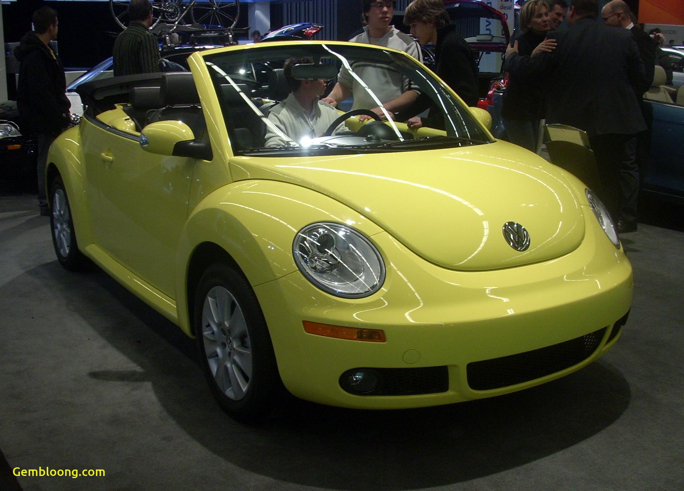 Vw Used Cars Best Of Volkswagen New Beetle Convertible Picture 9 Reviews