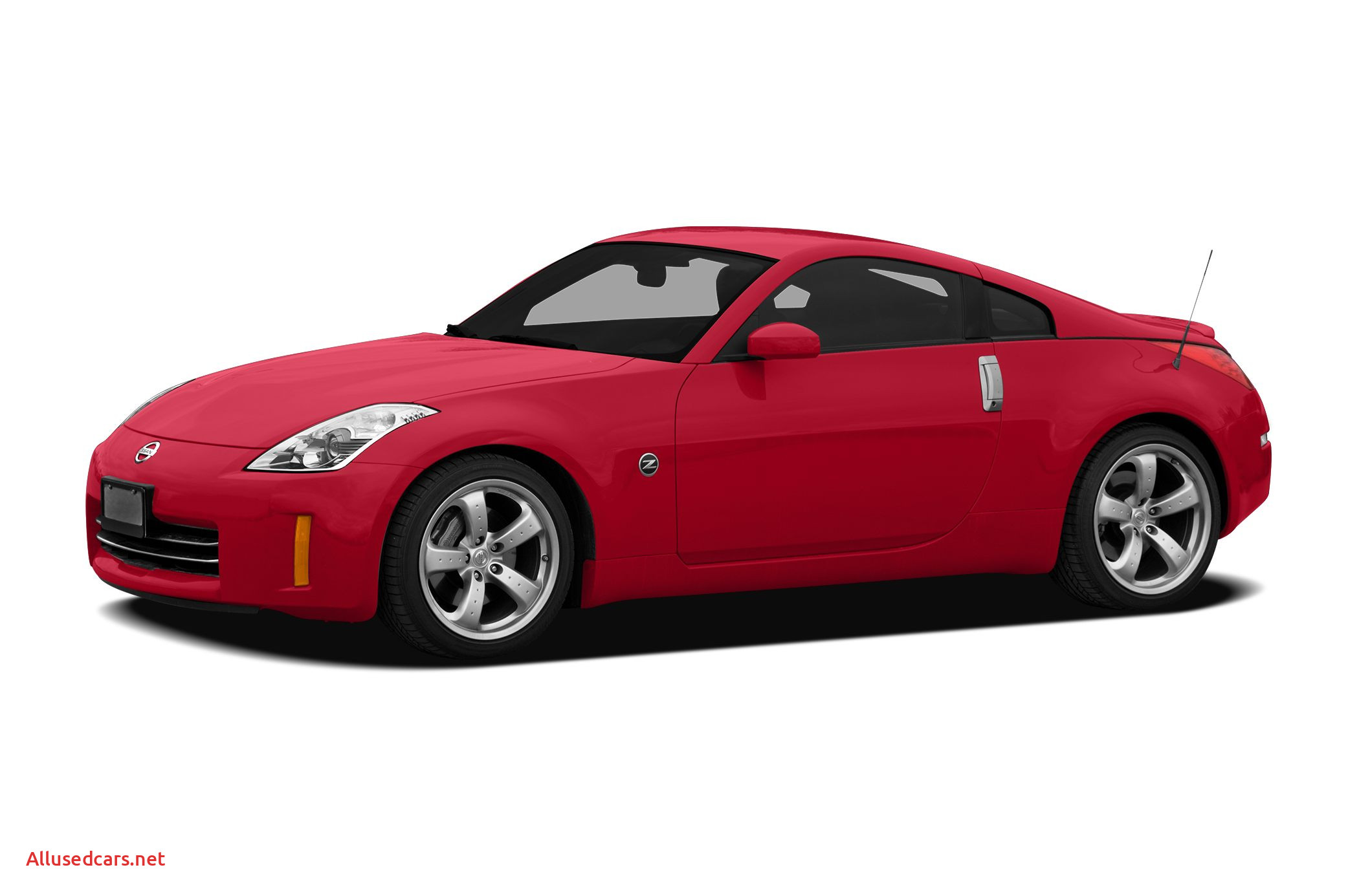 2004 Nissan 350z Luxury 2008 Nissan 350z Base 2dr Coupe Safety Features