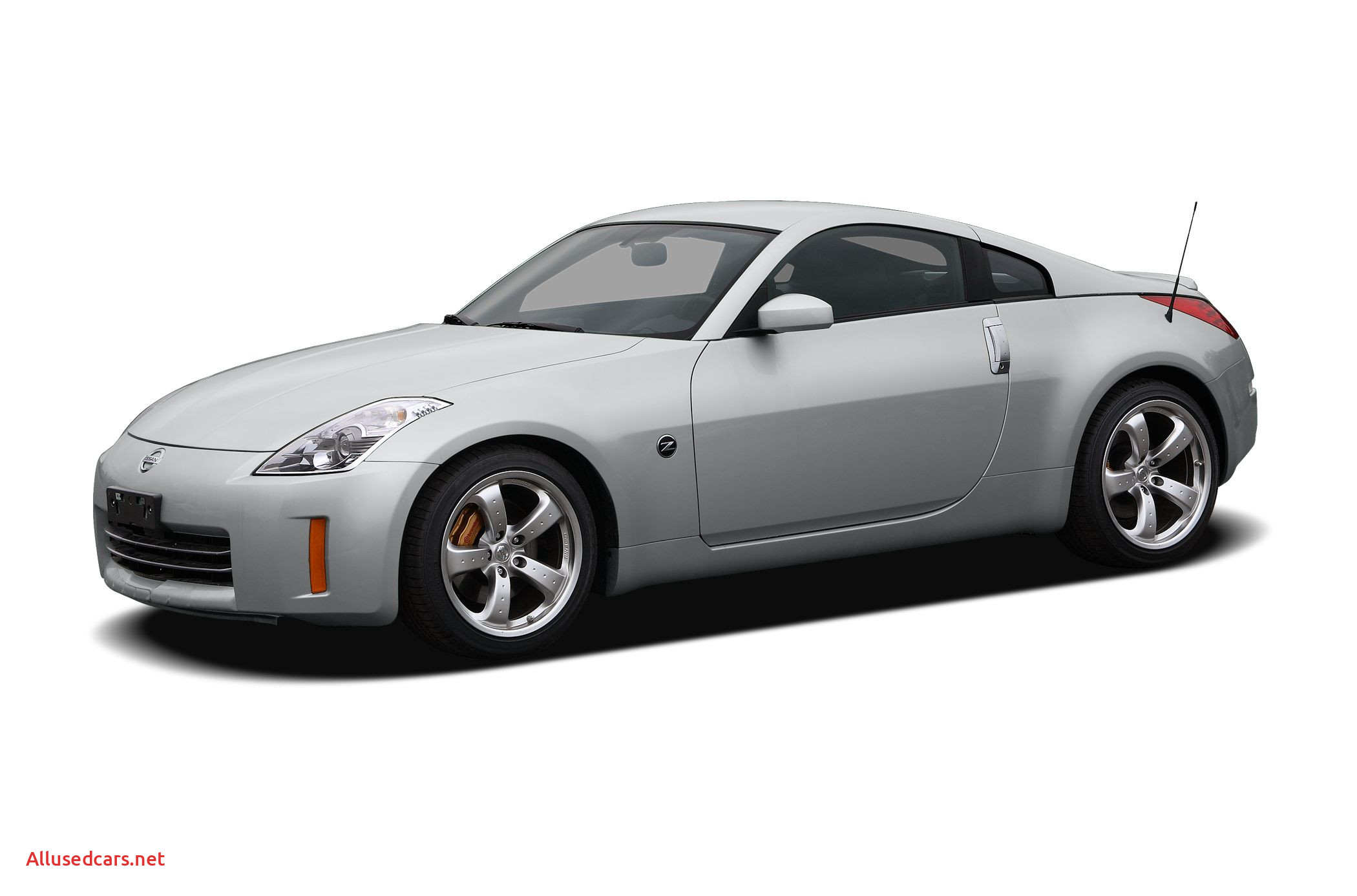 2004 Nissan 350z New 2006 Nissan 350z Track 2dr Coupe Equipment