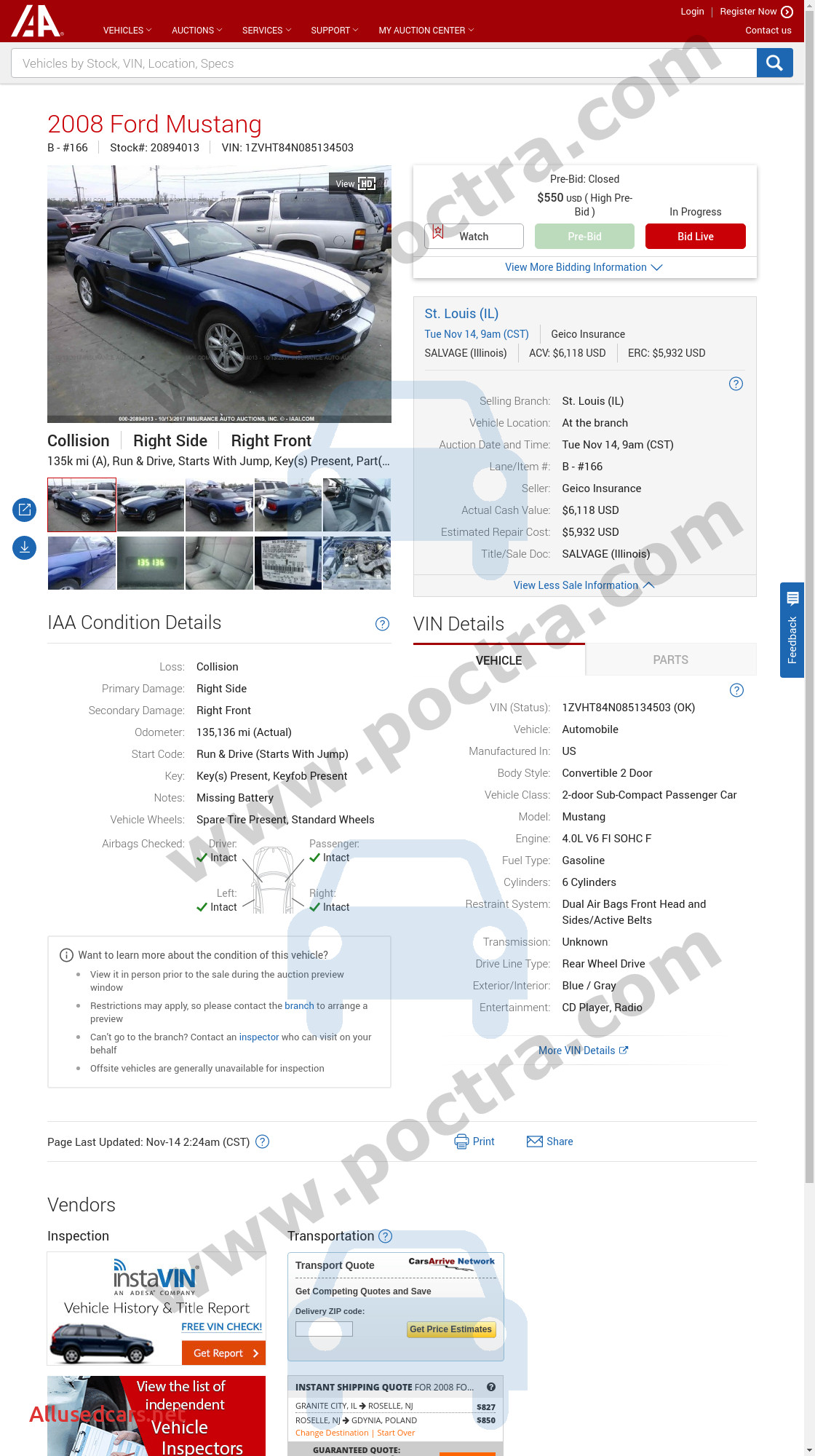 2008 ford Mustang Best Of 1zvht84n 2008 ford Mustang Price History Poctra
