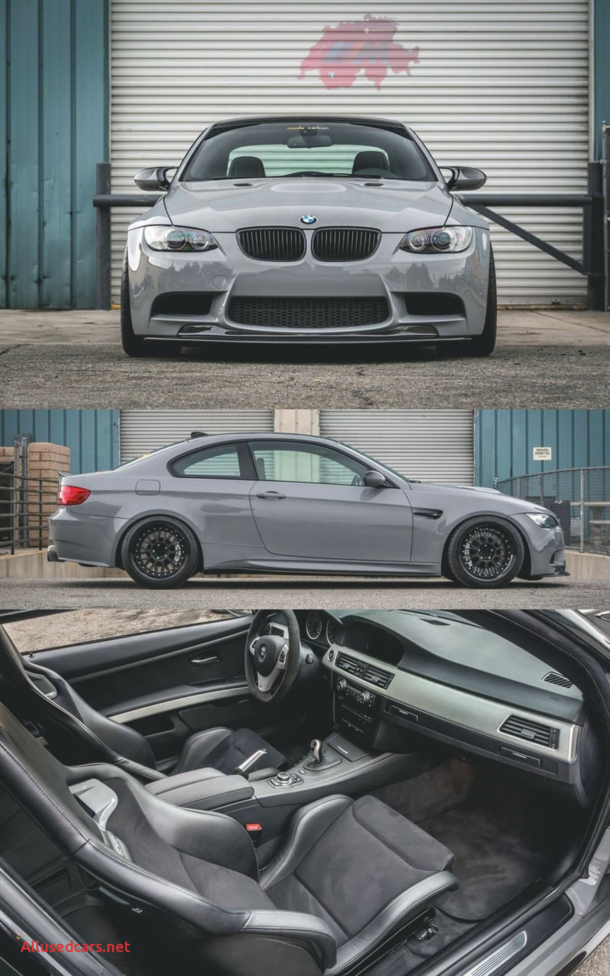 2009 Bmw 335i Awesome Bmw E92 M3 Grey