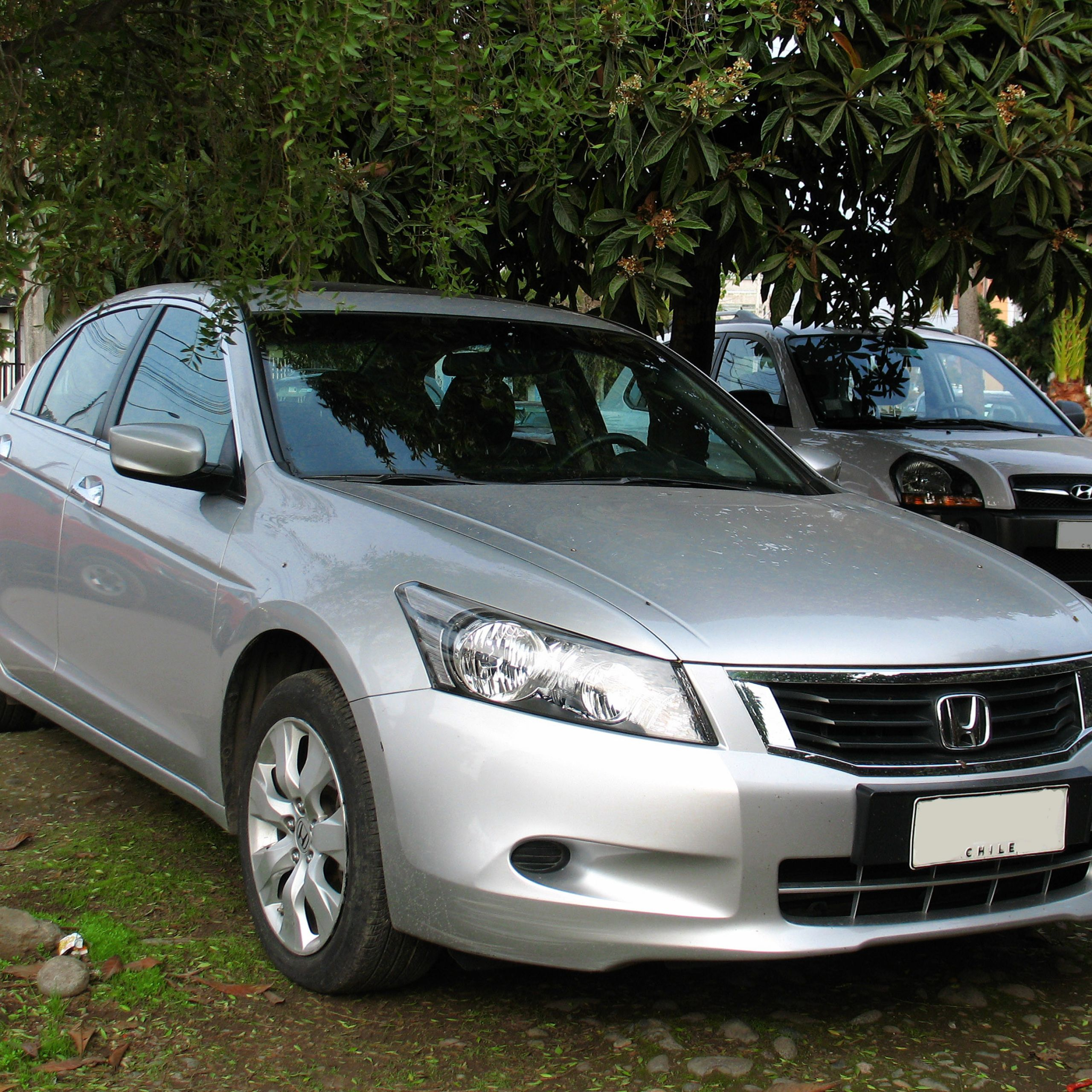 Honda Accord 2 4 EXL 2009 %