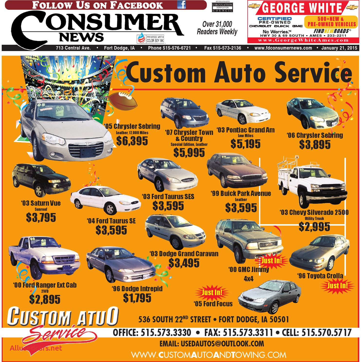2011 Buick Enclave New 01 21 15 Consumer News by Consumer News issuu