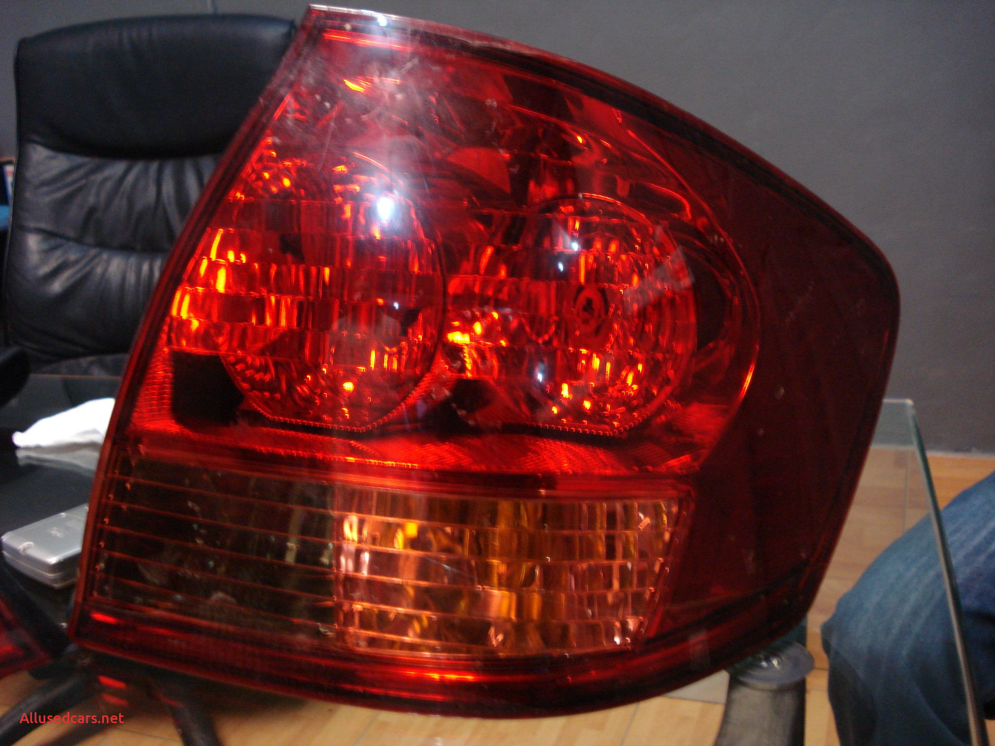2012 Acura Tl Beautiful toyota Allion Backlights 2003 07 Aicars