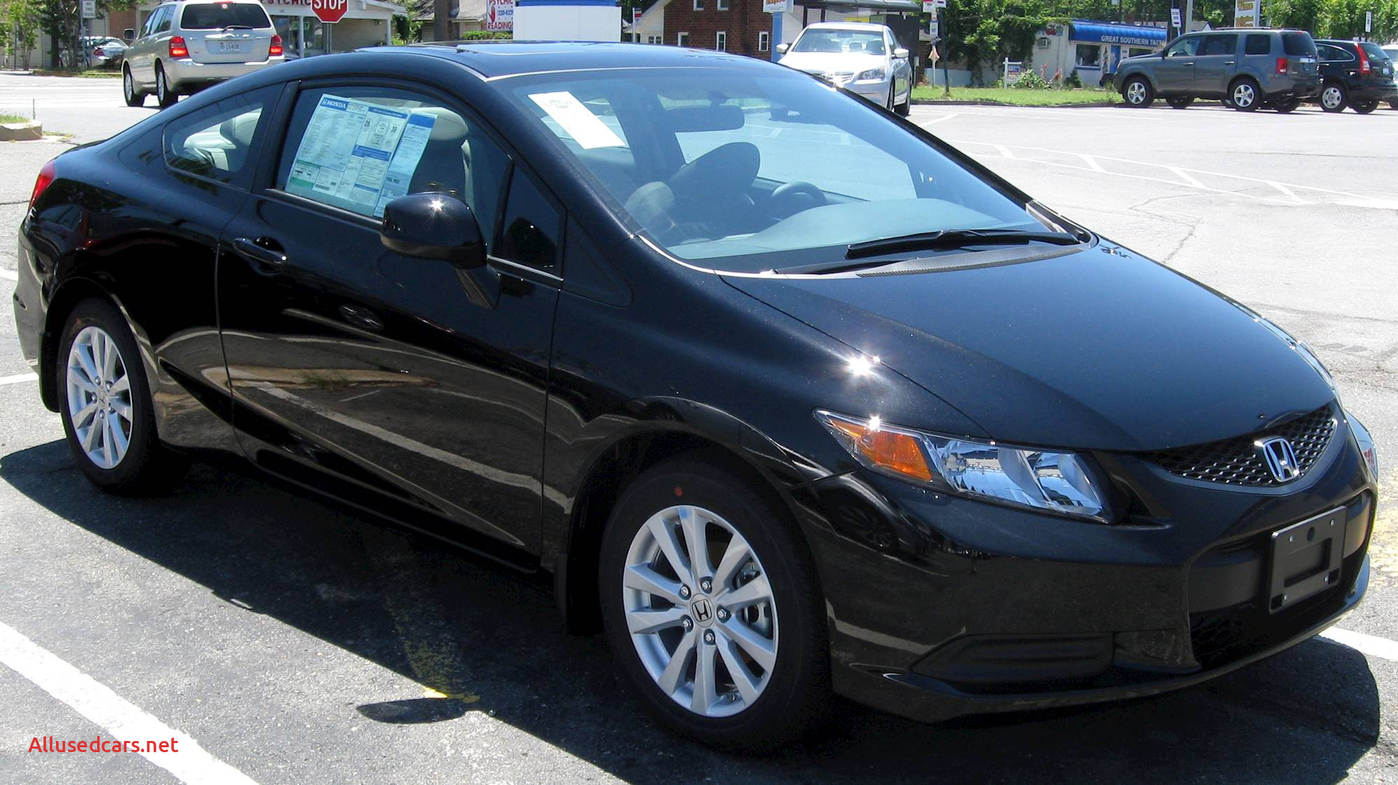 2012 Honda Civic Lx Beautiful 2012 Honda Civic Coupe 2 Door Automatic Lx Pzev
