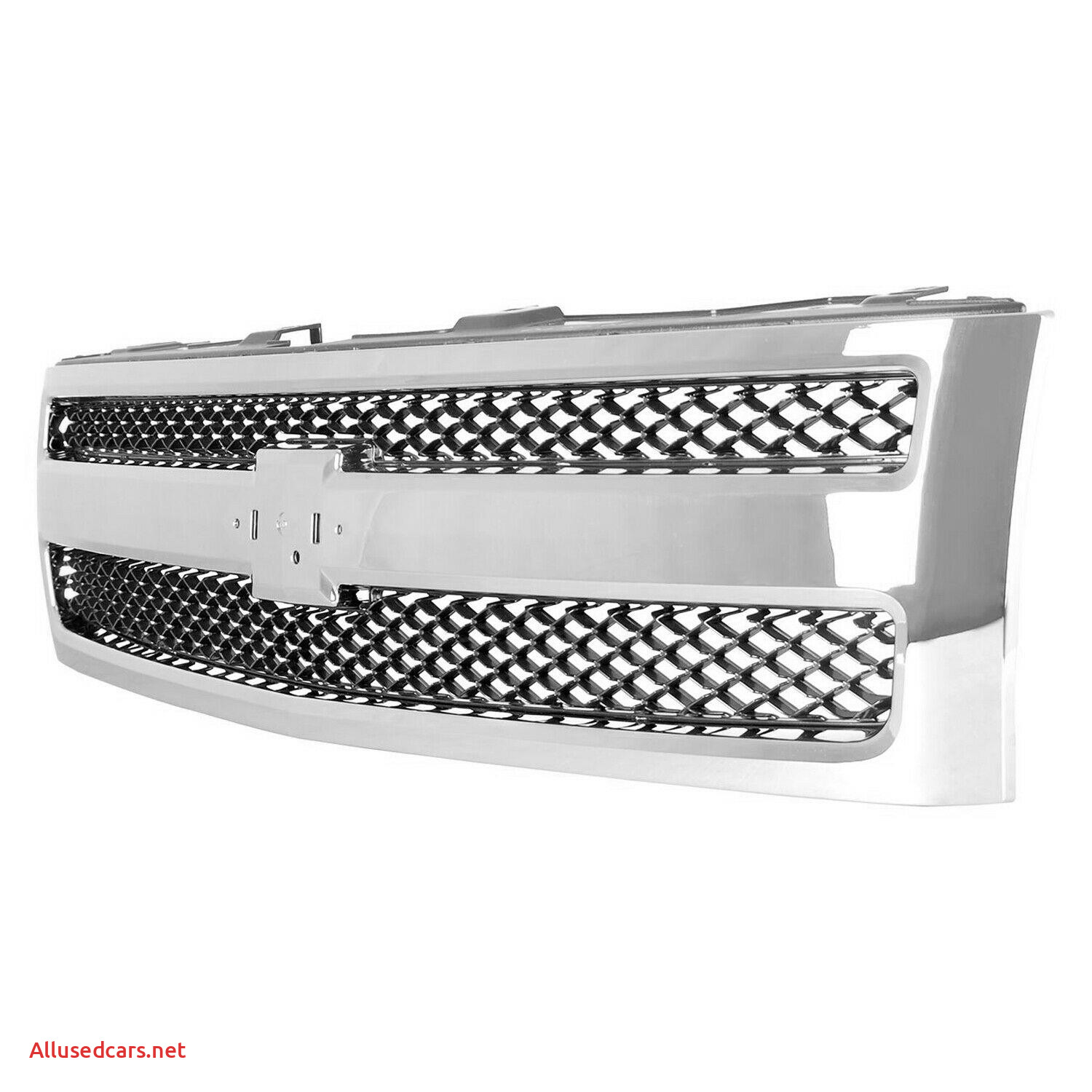 2013 Chevy Silverado Beautiful Details About New Front Grille Fits 2007 2013 Chevrolet Silverado 1500 Gm