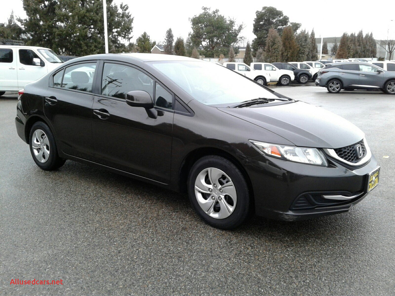 2013 Honda Civic Lx New Pre Owned 2013 Honda Civic Sdn Lx Fwd 4dr Car