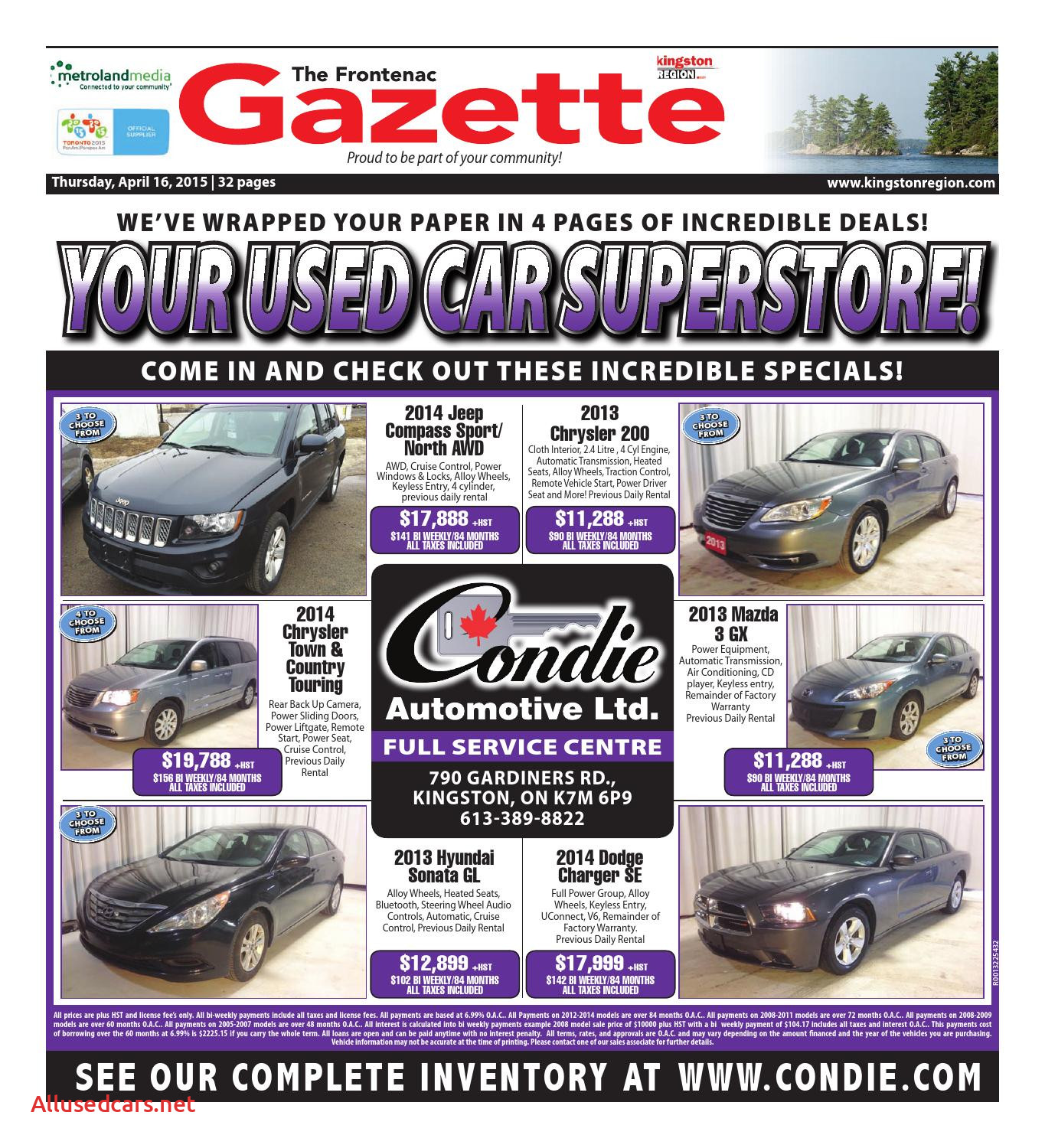 2013 Hyundai Veloster Luxury Frontenac by Metroland East Frontenac Gazette issuu