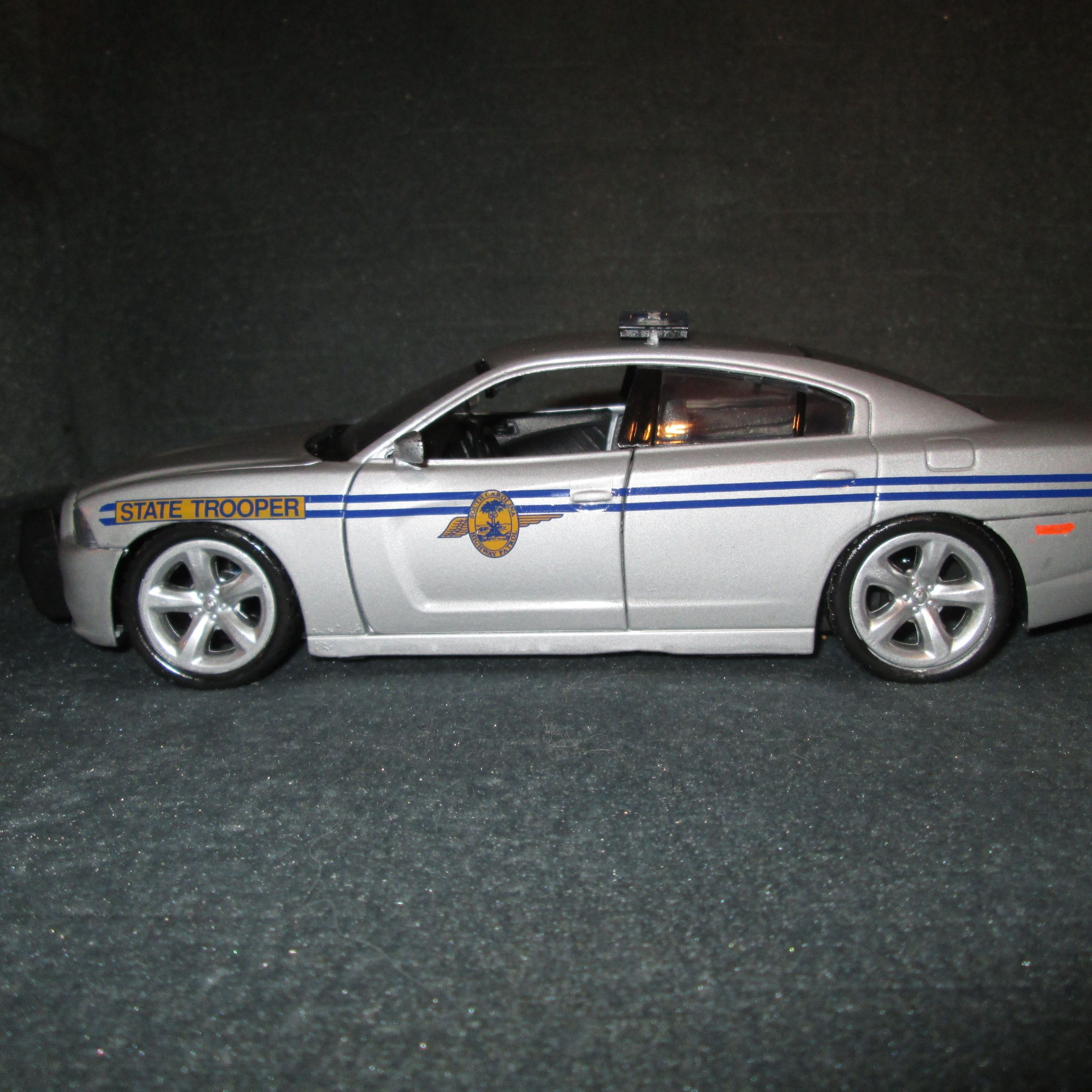 2014 Dodge Charger Unique 1 24 Scale south Carolina Highway Patrol 2014 Dodge Charger