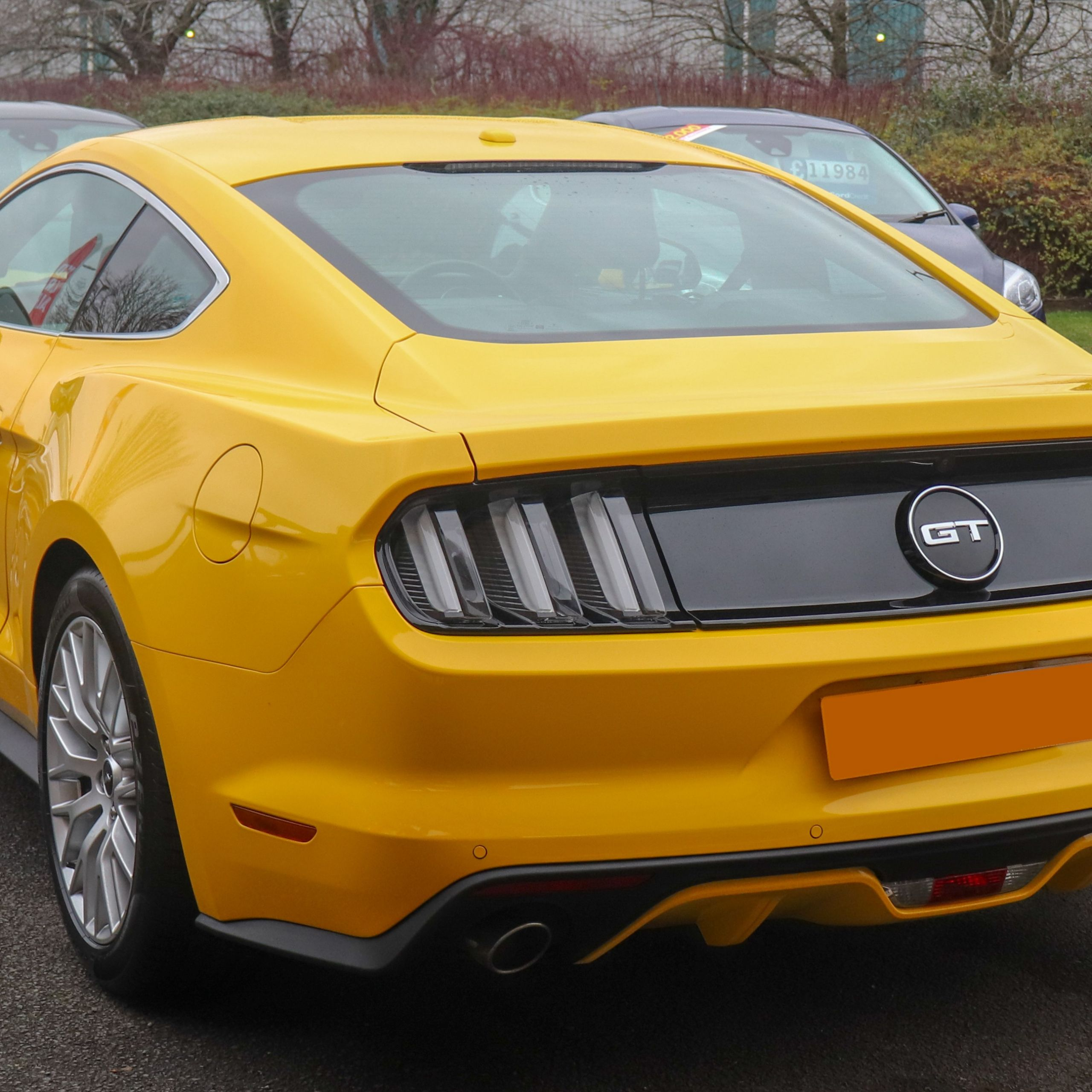 2014 ford Mustang Awesome ford Mustang Sixth Generation Wikiwand