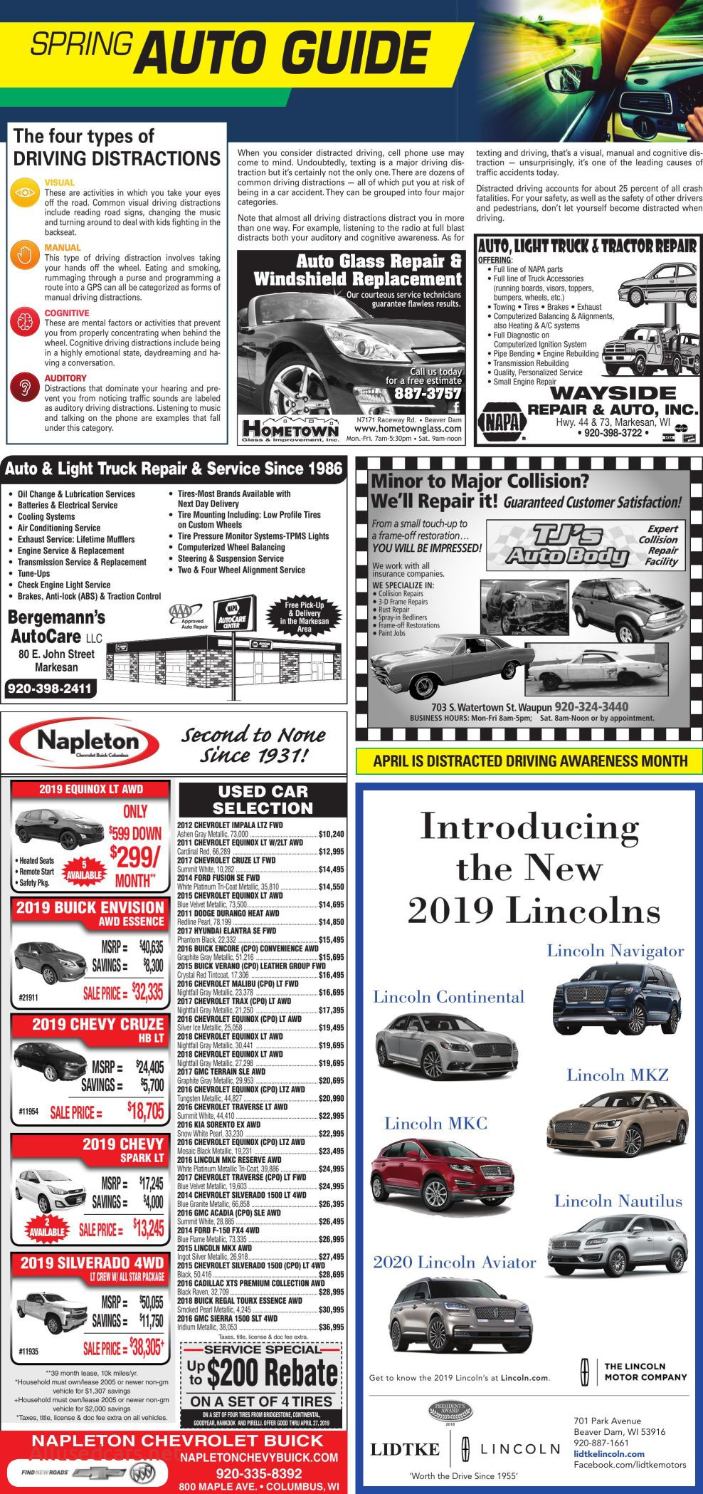 2014 Lincoln Mkz Luxury Pdf Ad Vault