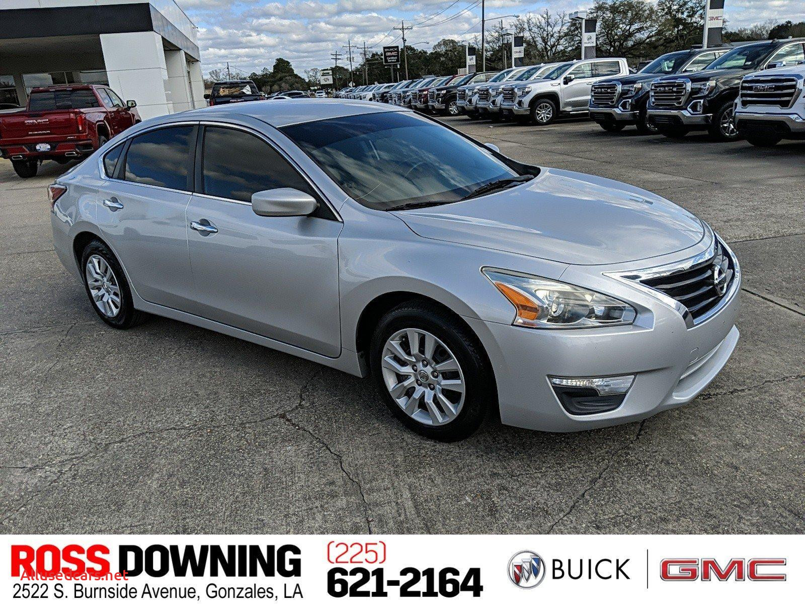 2015 Buick Verano Best Of Used Nissan Altima at Ross Downing In Hammond and Gonzales
