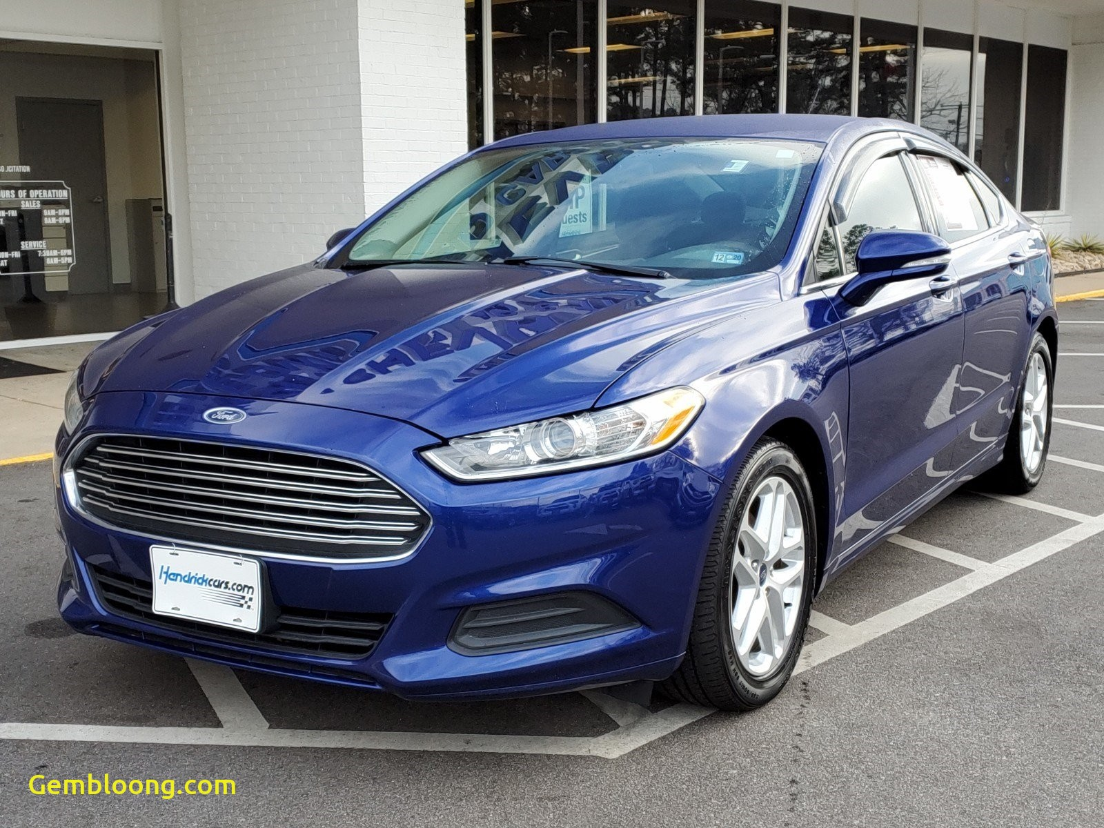 2015 ford Fusion Se Lovely Pre Owned 2015 ford Fusion Se