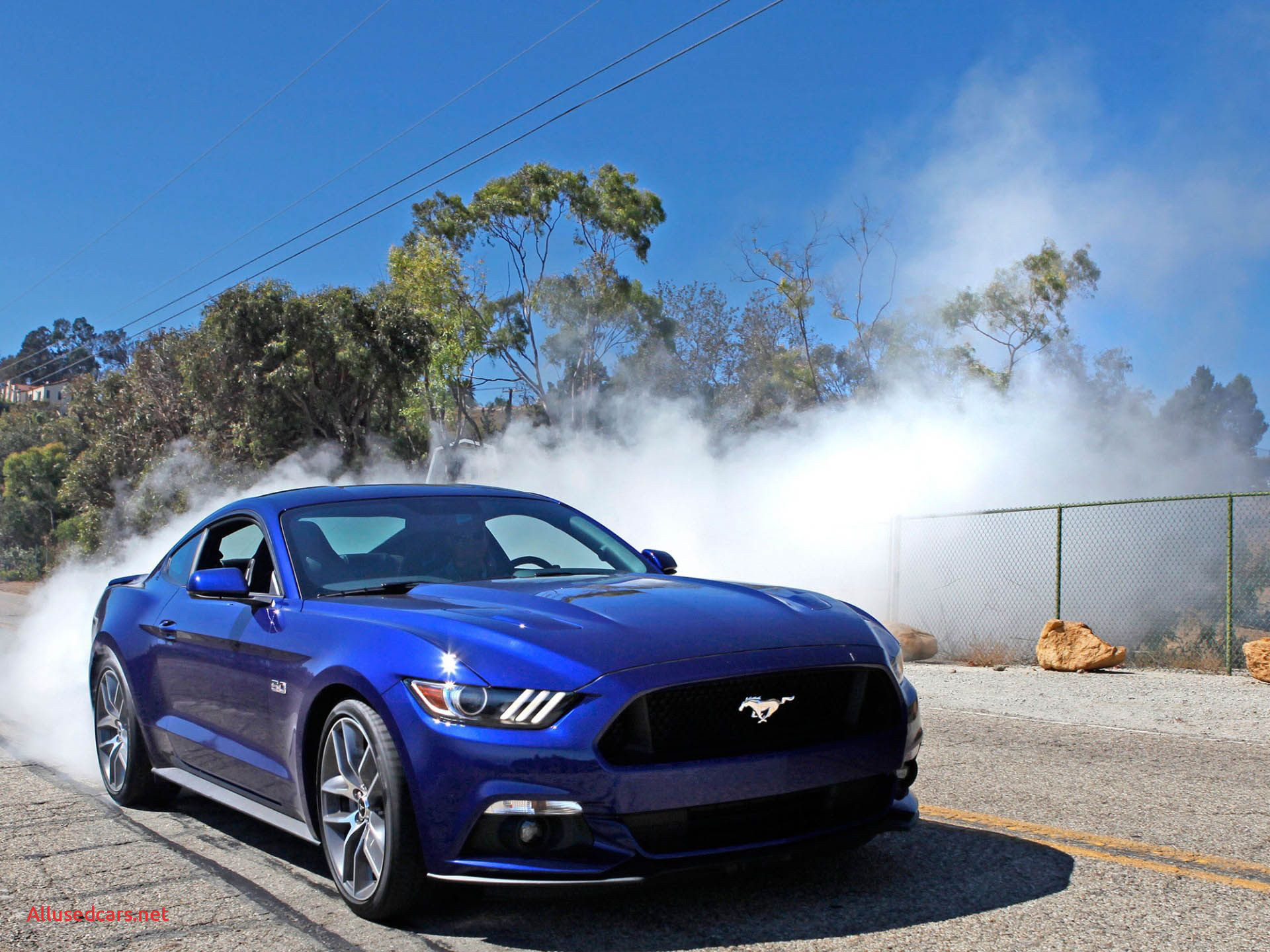 2015 ford Mustang Gt Inspirational 2015 ford Mustang Gt Blue Hd Wallpaper