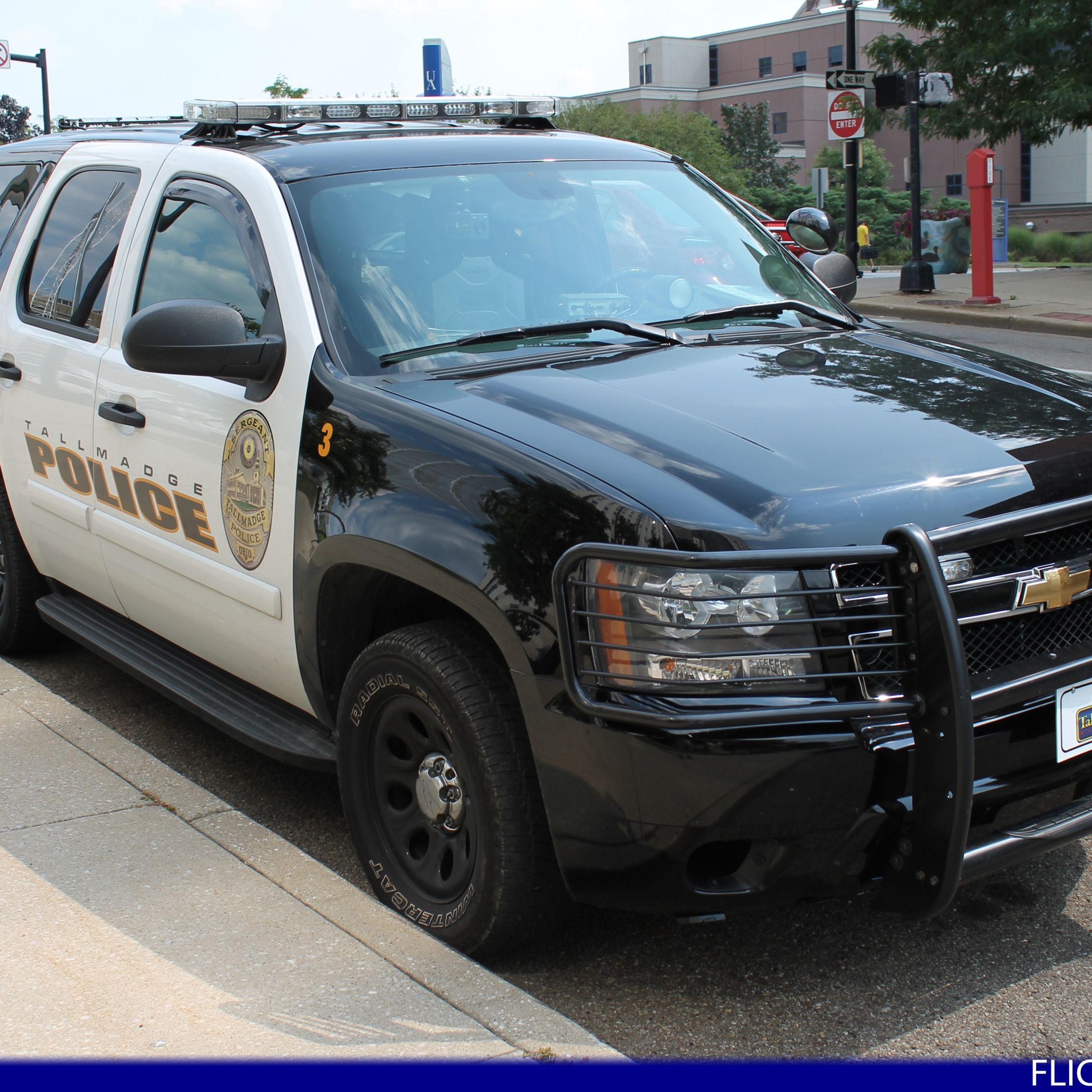 2016 Chevy Tahoe Lovely File Tallmadge Ohio Police Department Chevrolet Tahoe 3