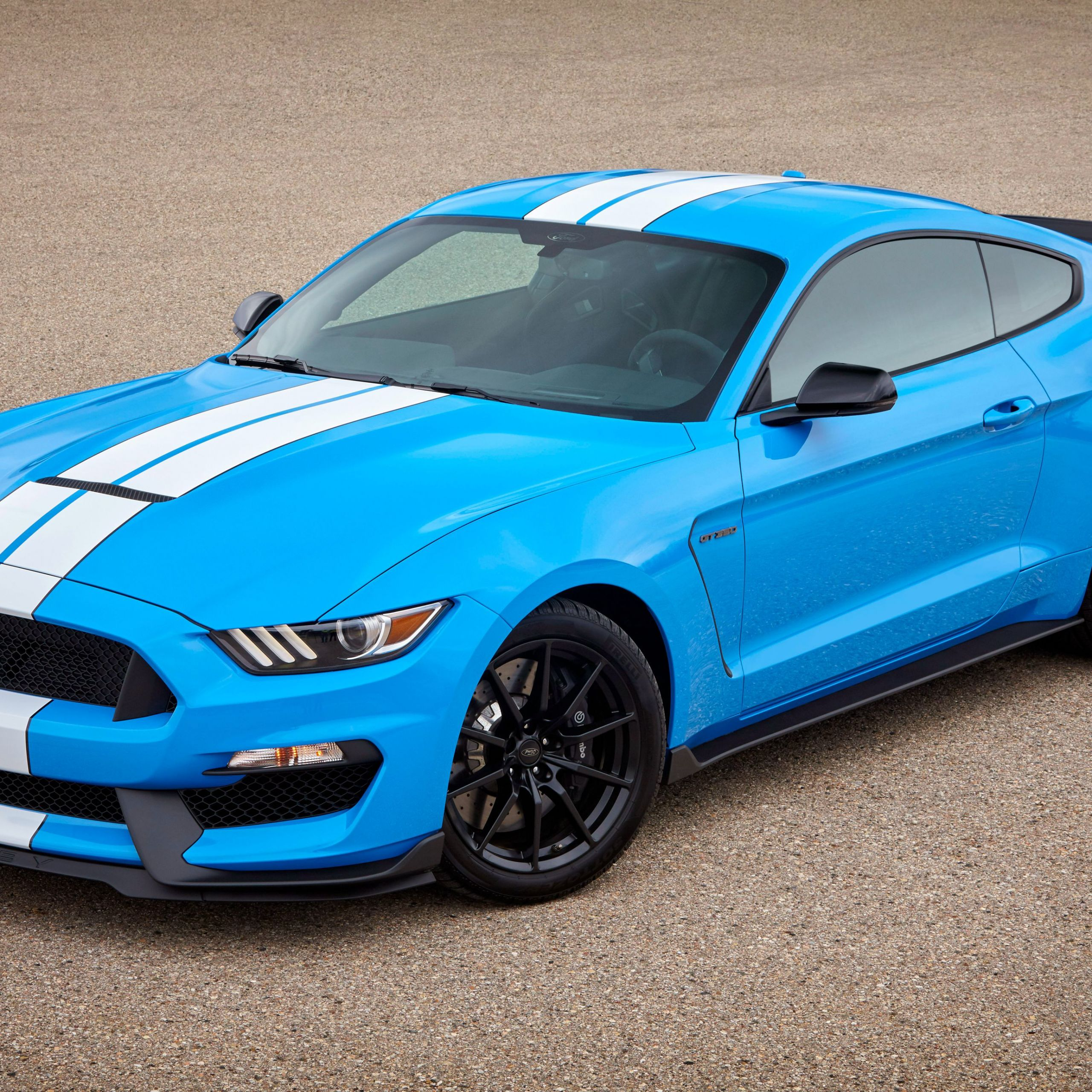 2016 ford Mustang Elegant 2016 Shelby Gt350