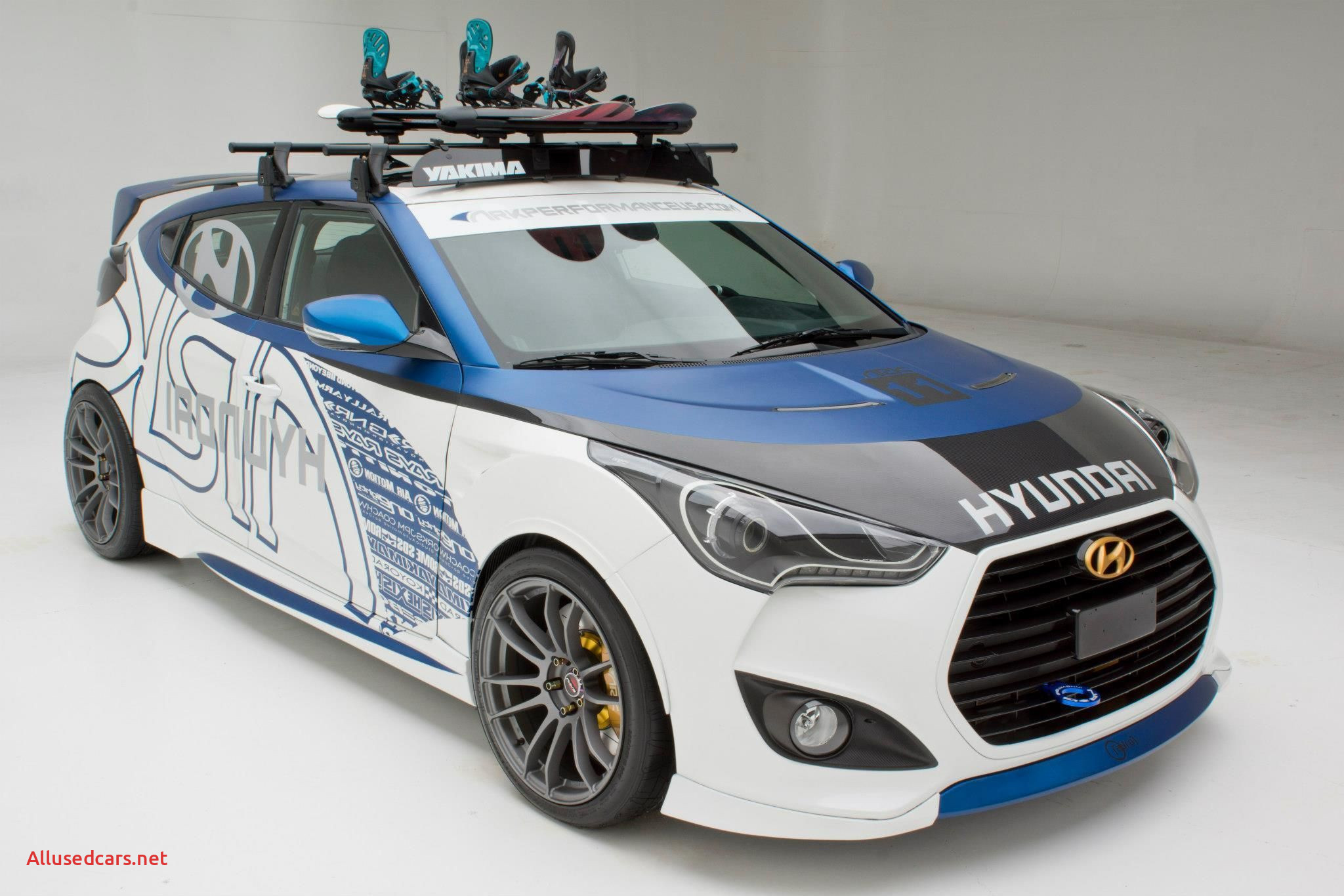 2016 Hyundai Veloster Inspirational 2012 Veloster Turbo Alpine Edition by Ark Performance Inc