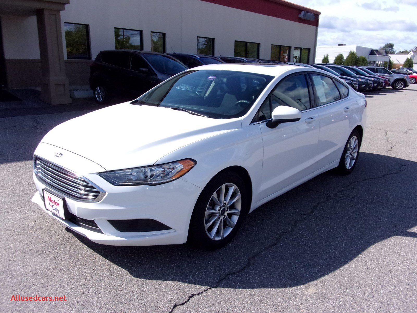 2017 ford Fusion Hybrid Inspirational Pre Owned 2017 ford Fusion Se Fwd 4dr Car