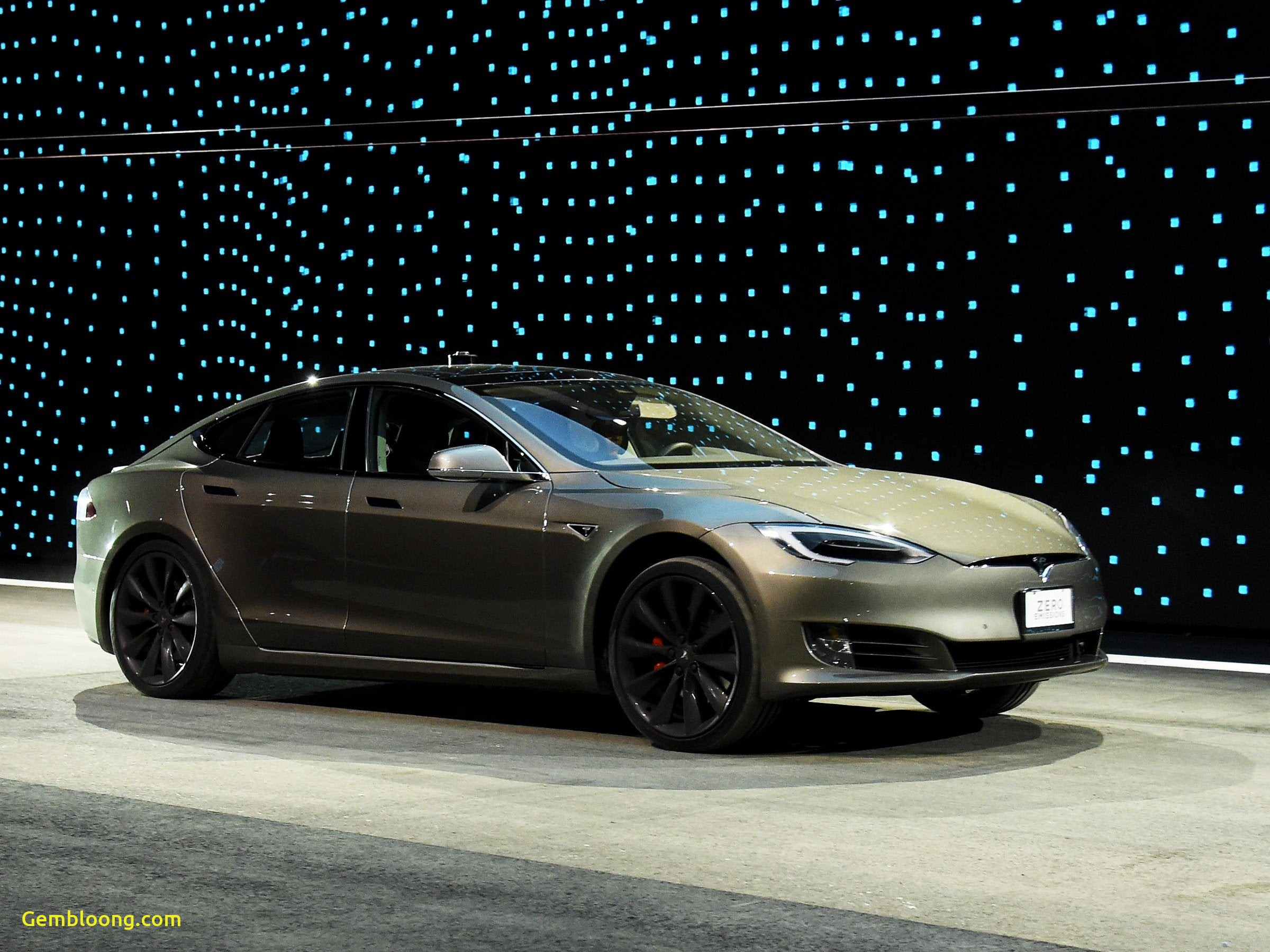 2017 Tesla Model S New Hackers Can Steal A Tesla Model S In Seconds by Cloning Its