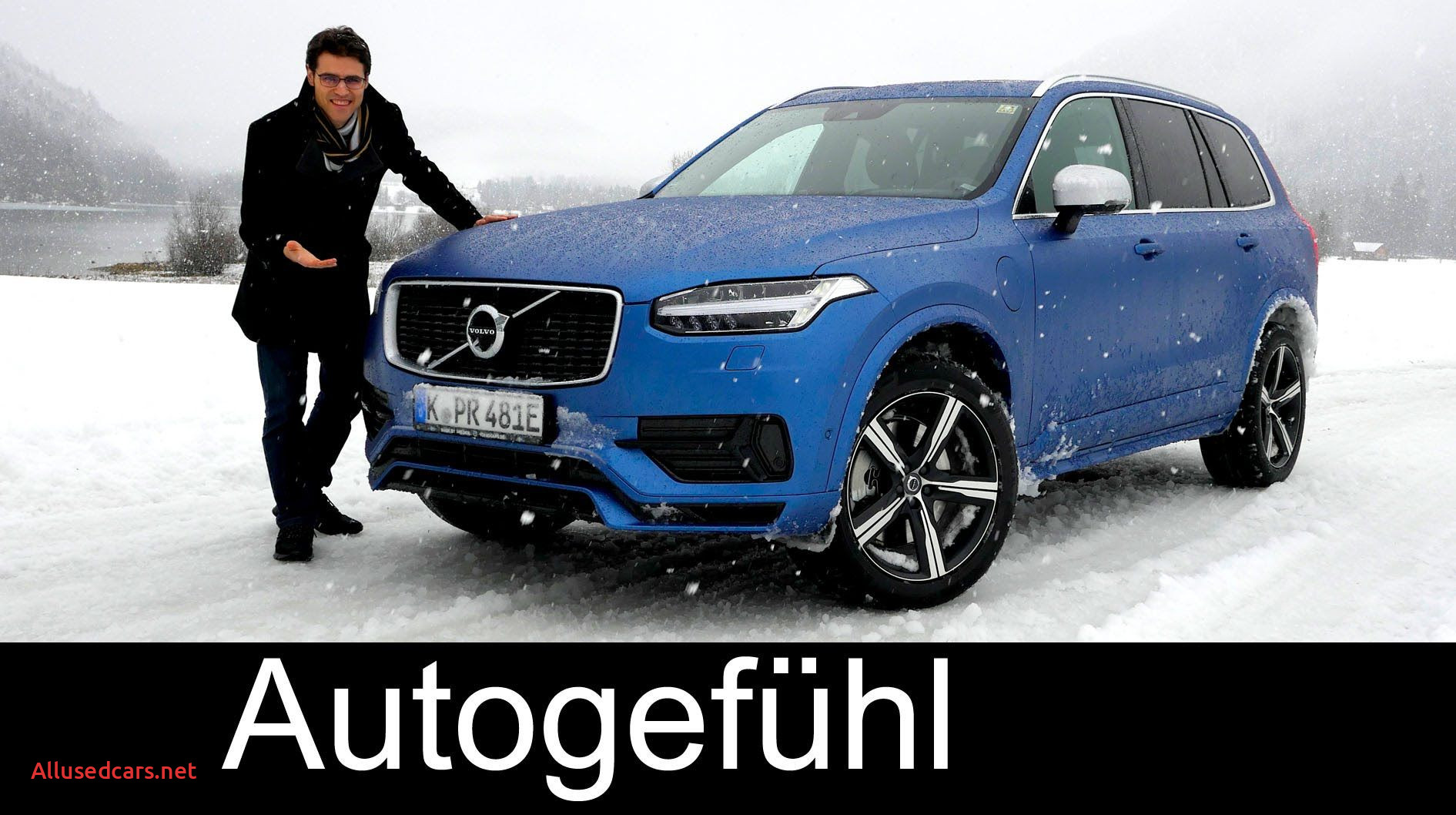 2017 Volvo Xc90 Luxury All New Volvo Xc90 T8 Awd R Design Full Review Test Driven