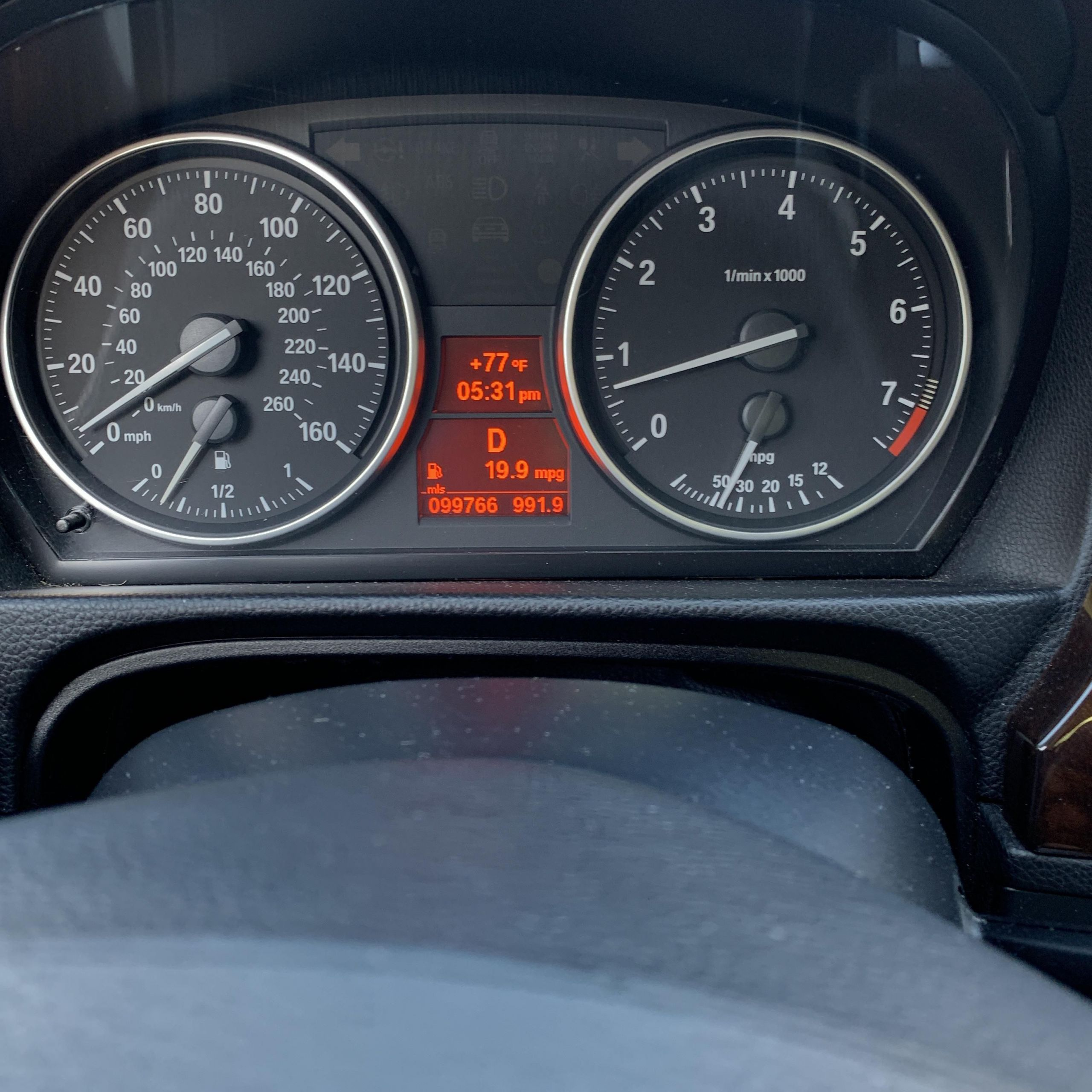 328i Best Of 2011 328i is This A Worrying Mpg Got New Spark Plugs and