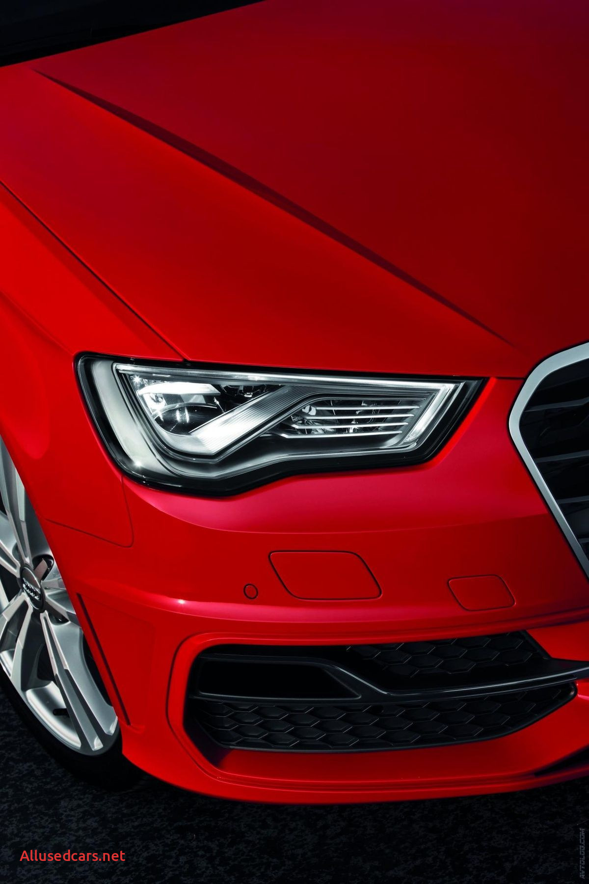 Audi A3 2013 Luxury Wel E to the Red Vroom Audi A3 Sportback S Line