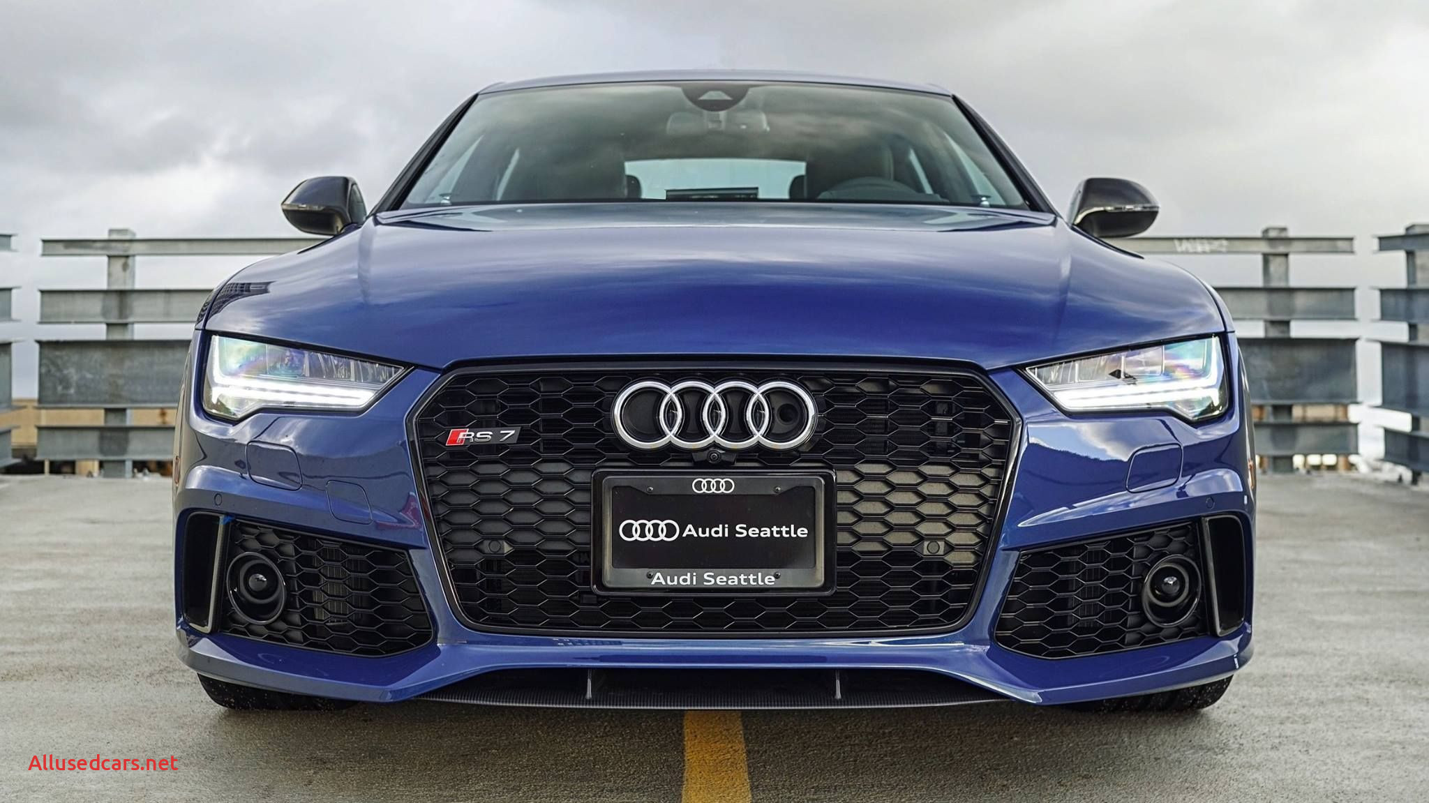 Audi A7 2017 Best Of ascari Blue Rs7 Performance All Up In Your Grille